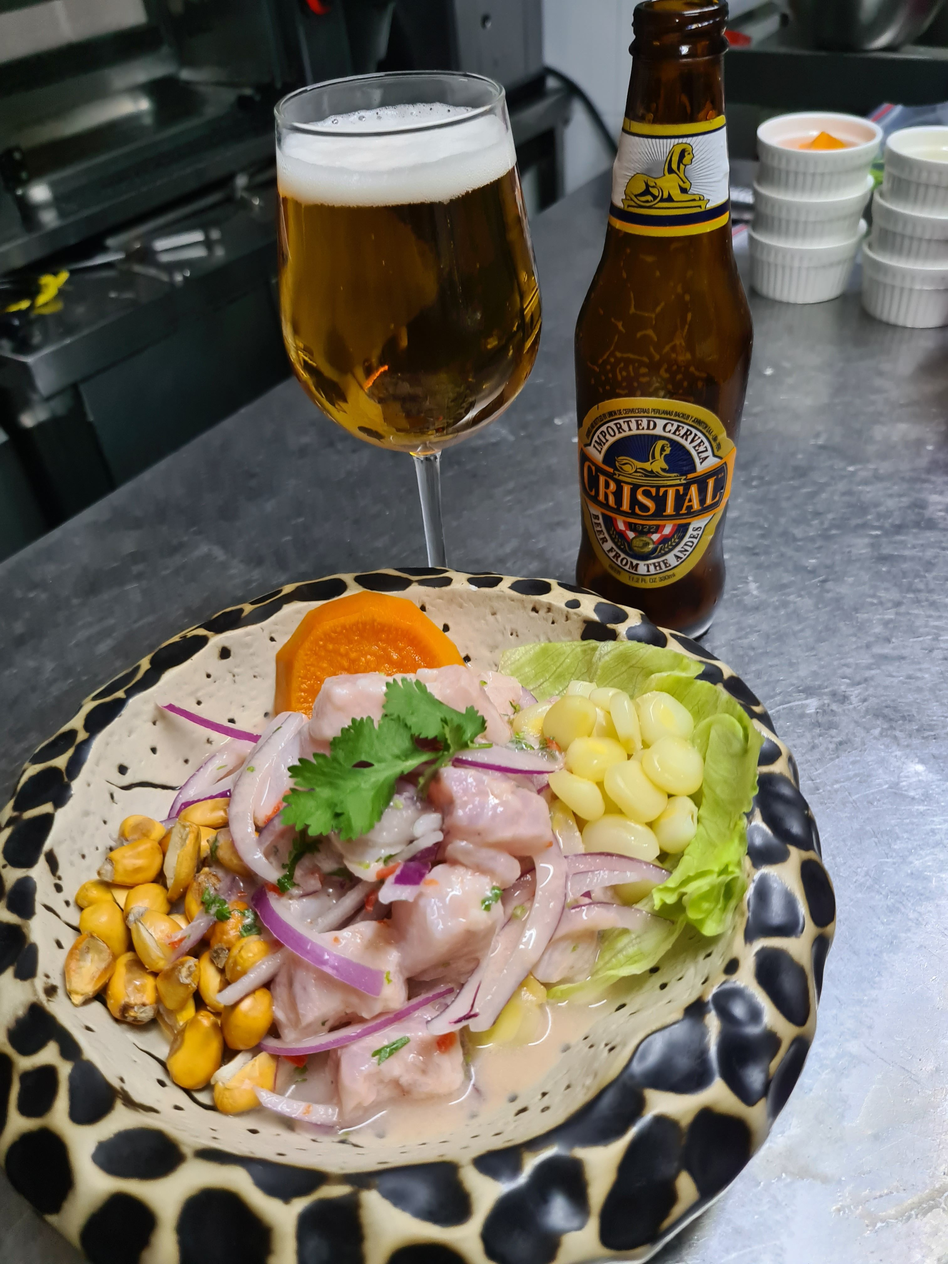 Foto 66 de Cocina peruana en    TIKA MARIYA