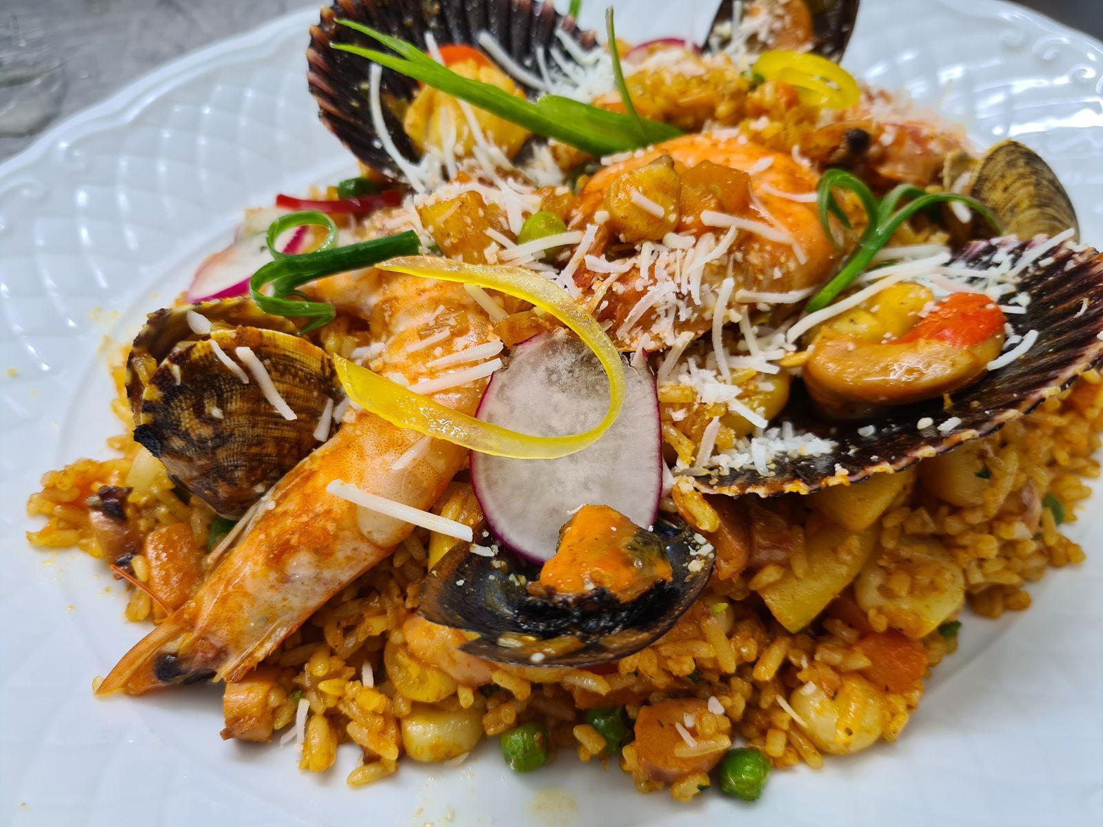 Foto 86 de Cocina peruana en  | TIKA MARIYA