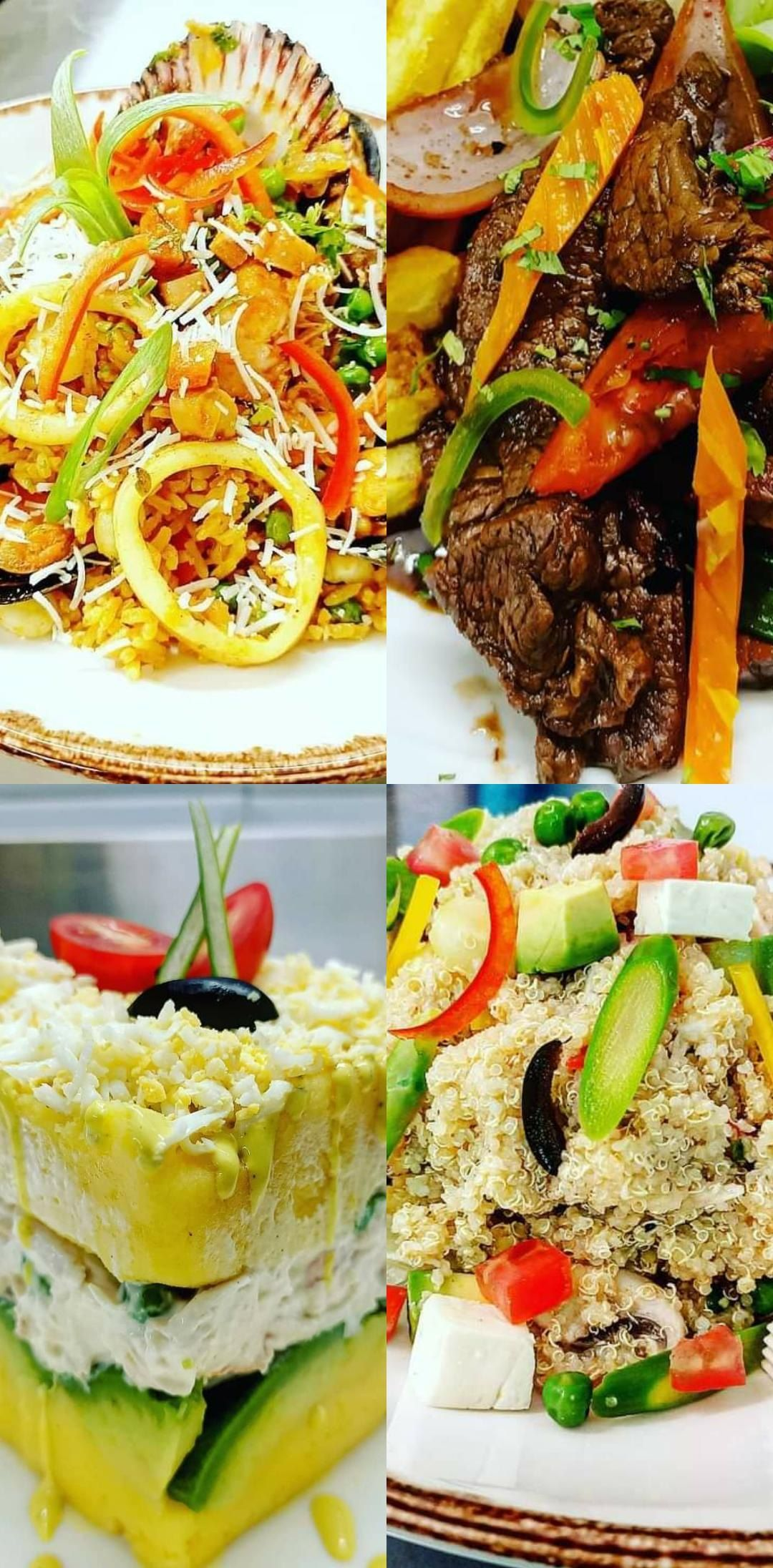 Foto 70 de Cocina peruana en  | TIKA MARIYA