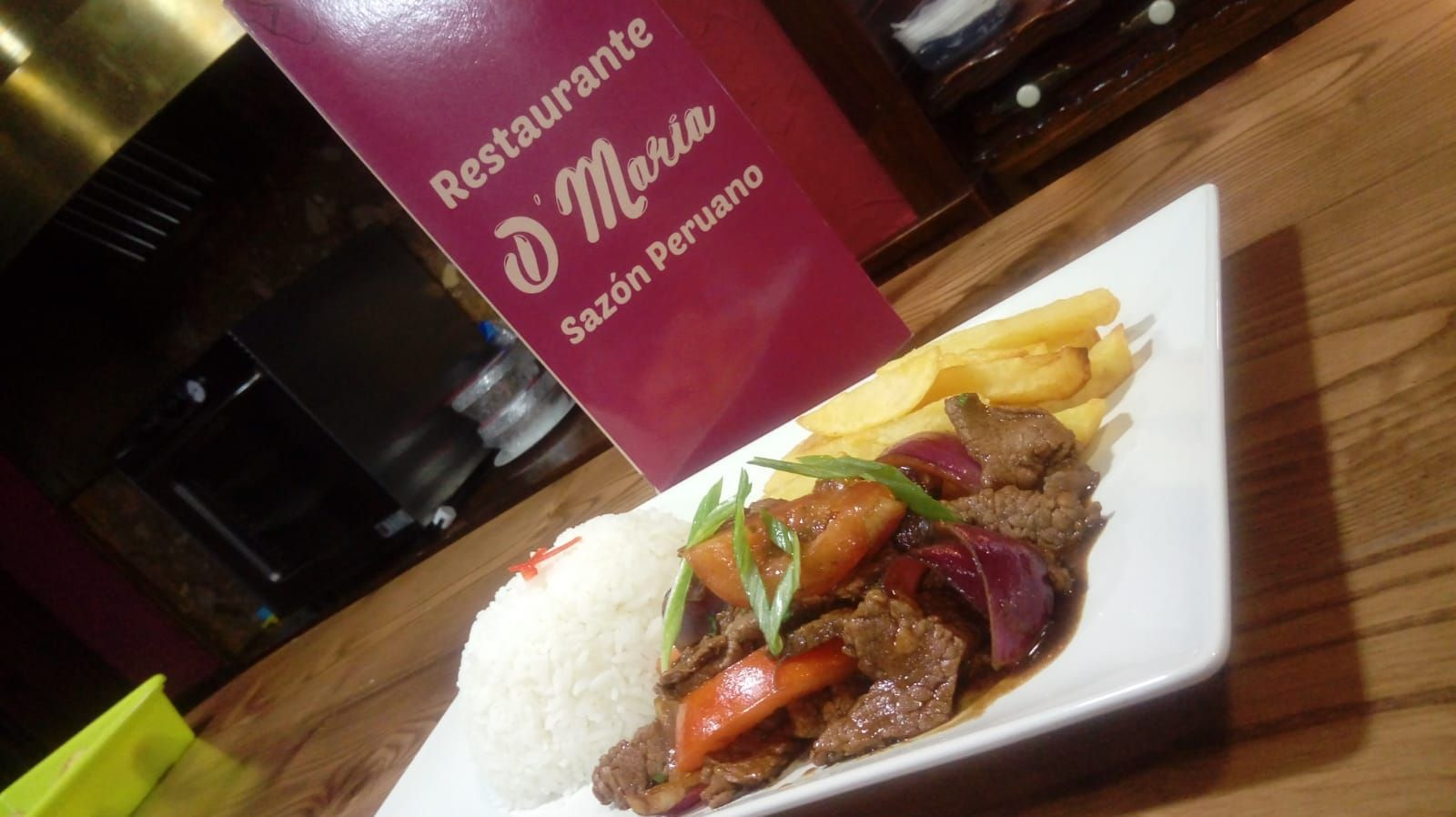 Foto 156 de Cocina peruana en    TIKA MARIYA