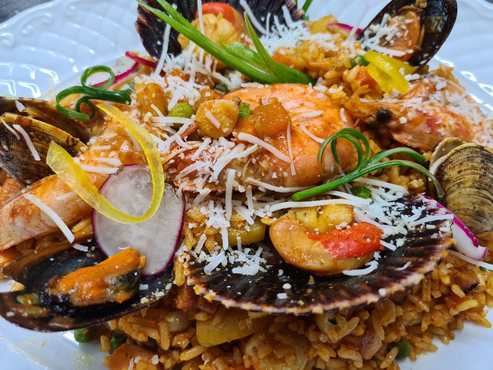 Foto 193 de Cocina peruana en    TIKA MARIYA