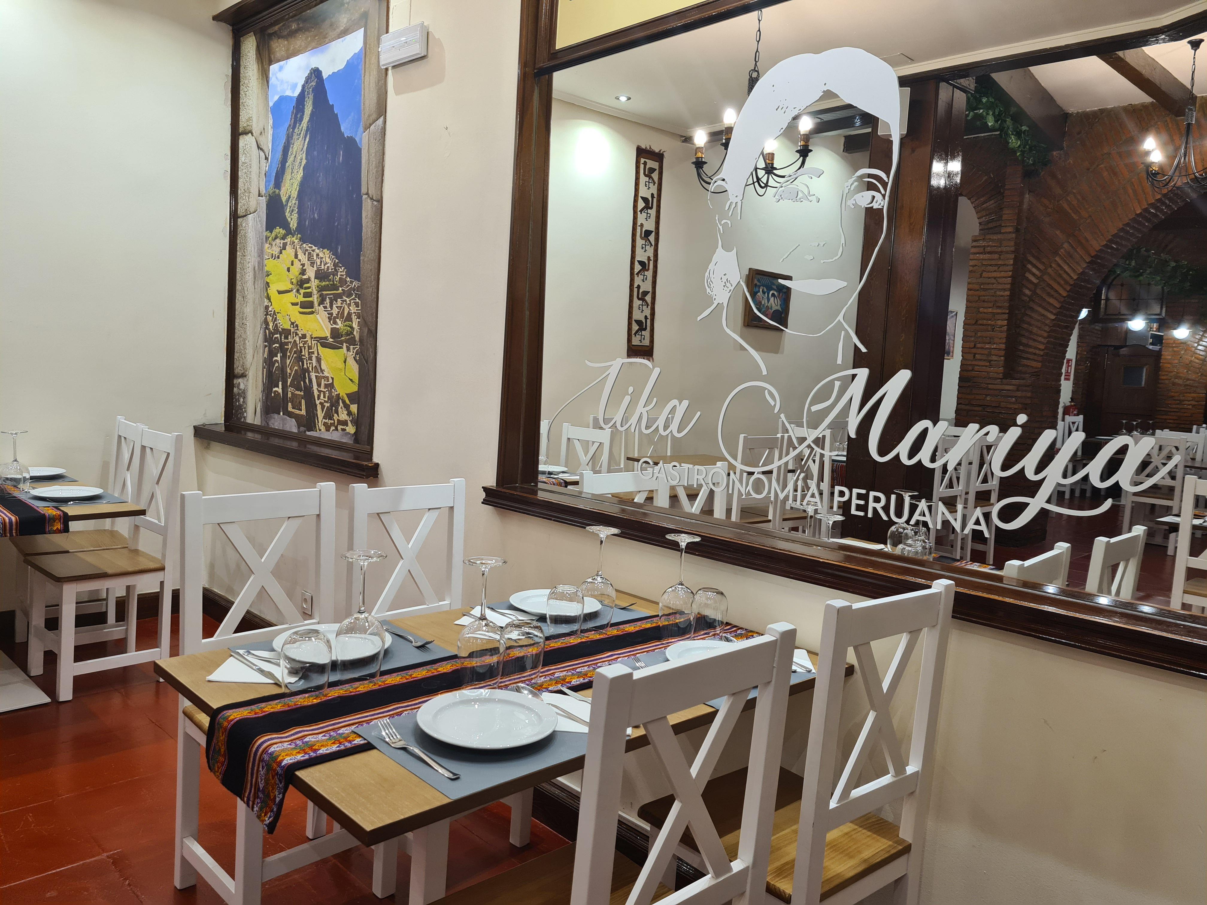 Donde comer comida peruana Salamanca