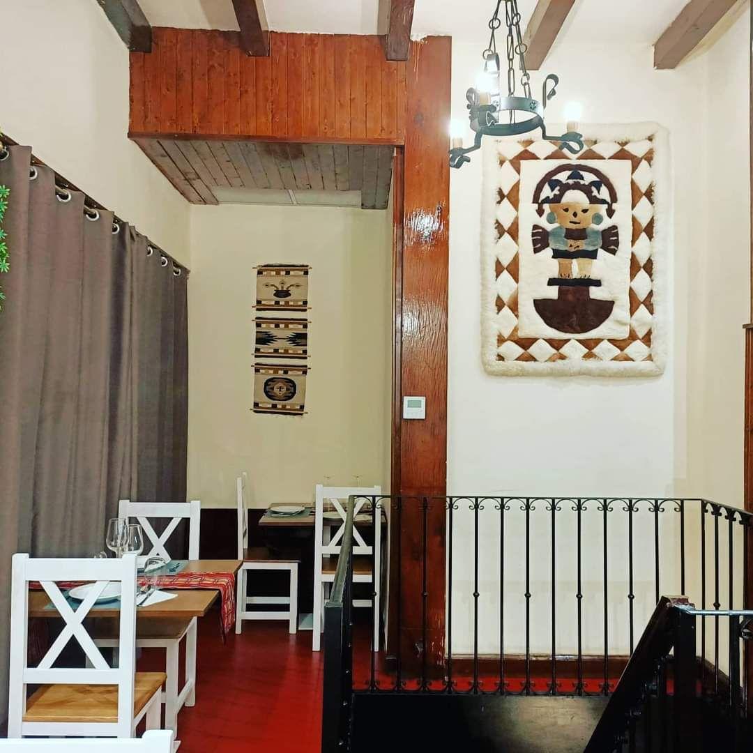 Cocina peruana Salamanca