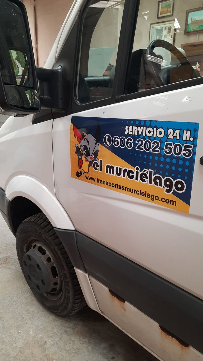 Empresa de transporte de mercancías en Zaragoza
