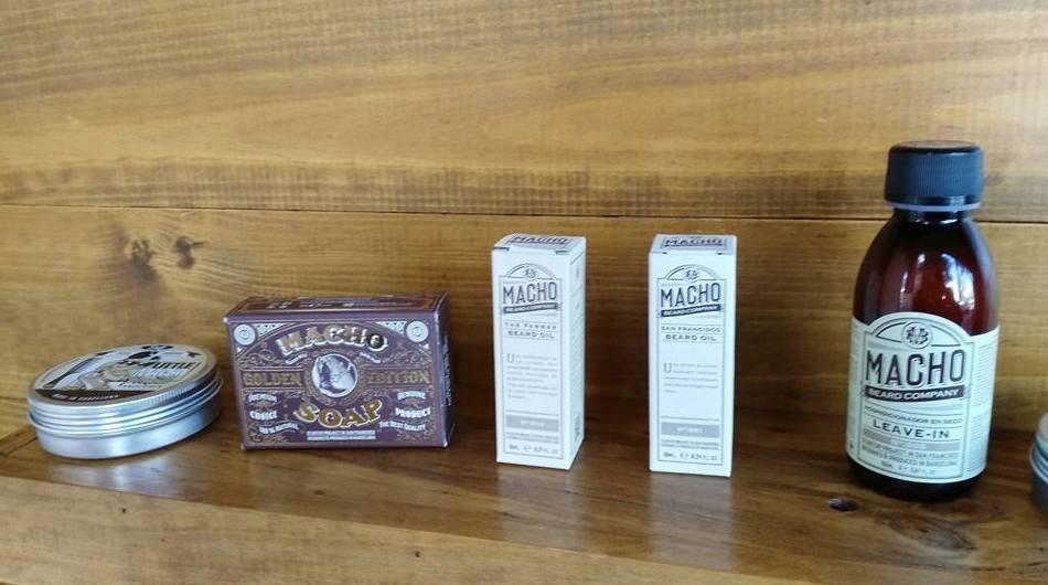 Venta de productos de la marca Macho