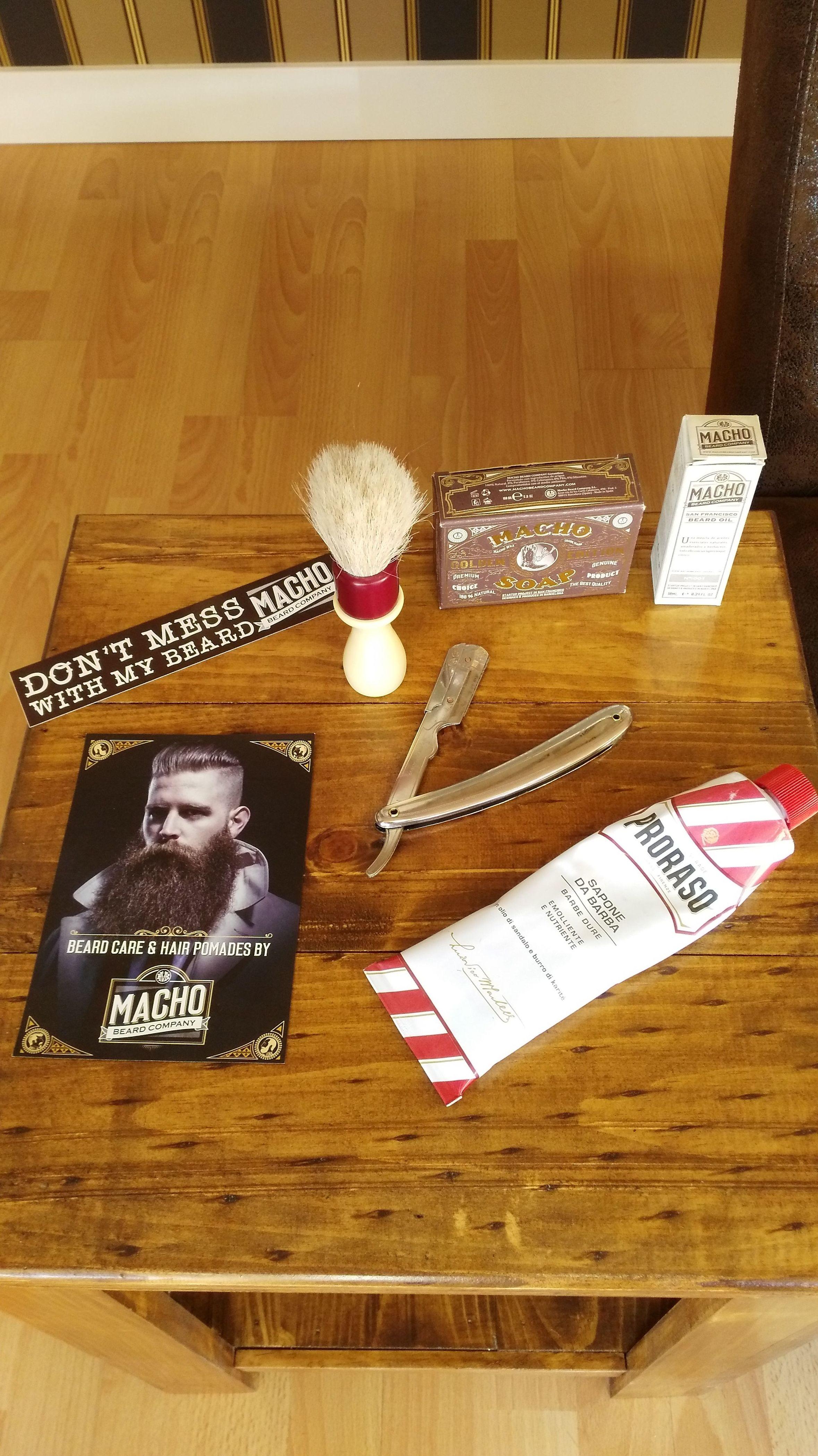 Cuidamos vuestra barba con los mejores productos