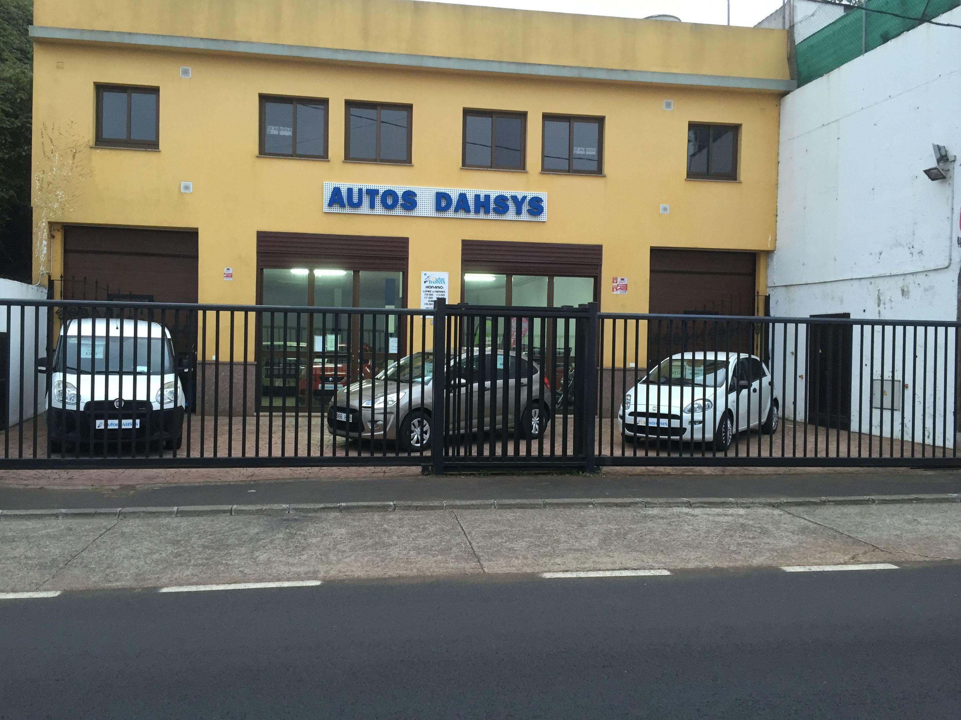 Foto 202 de Talleres de automóviles en Tacoronte | Centro Auto Dahsys
