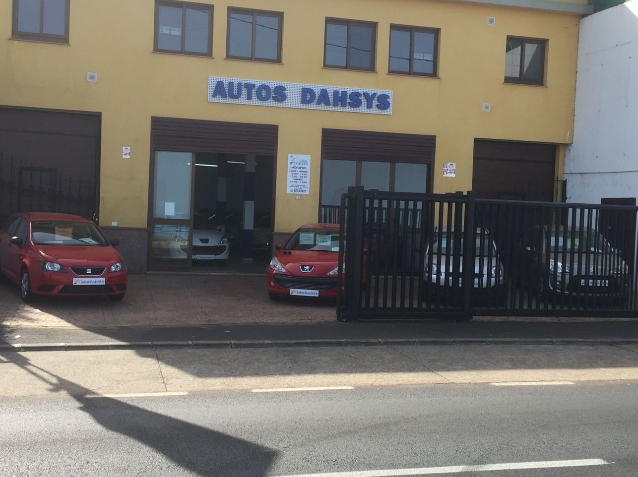 Foto 173 de Talleres de automóviles en Tacoronte | Centro Auto Dahsys