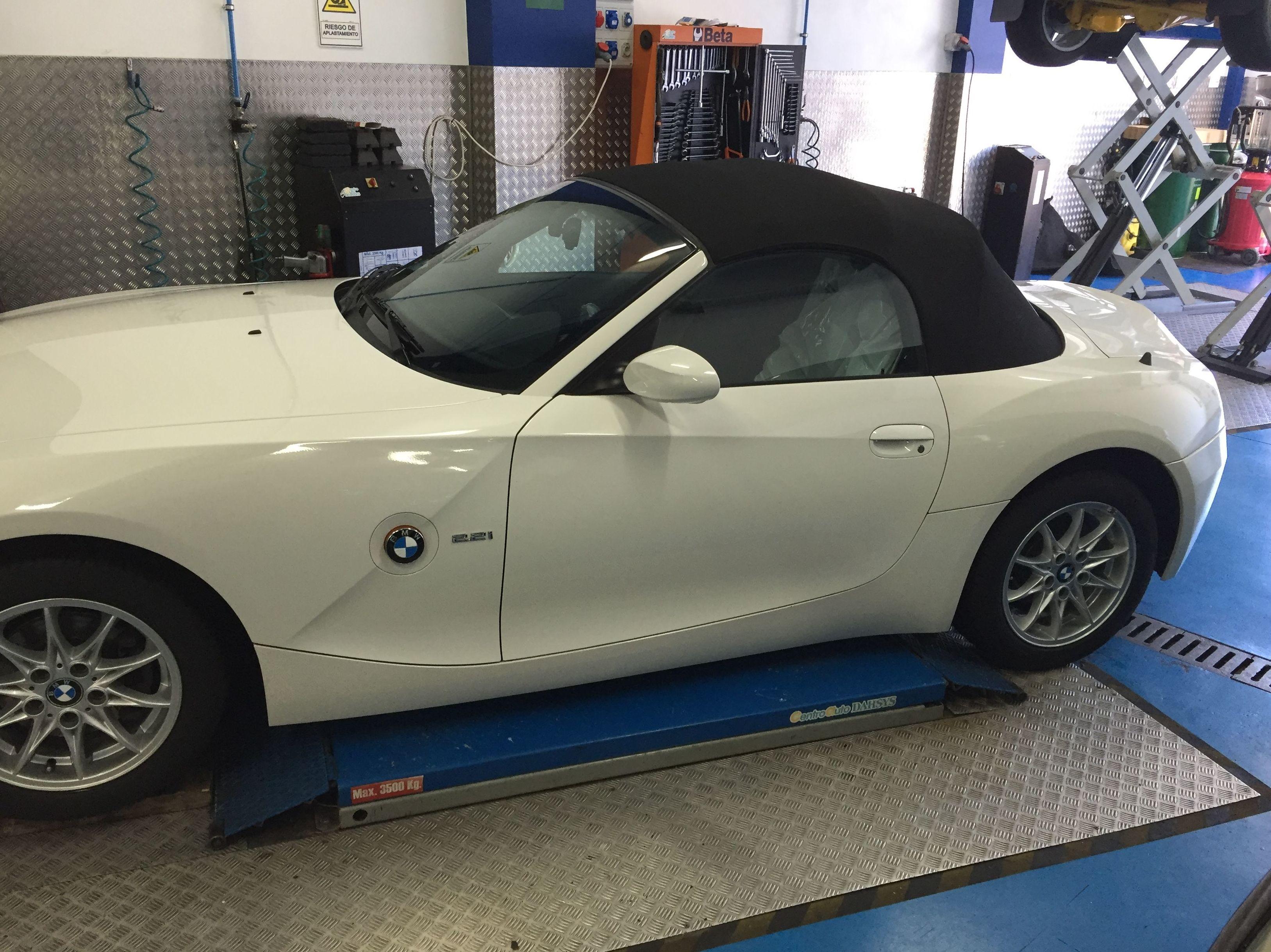 BMW Z4 2.2