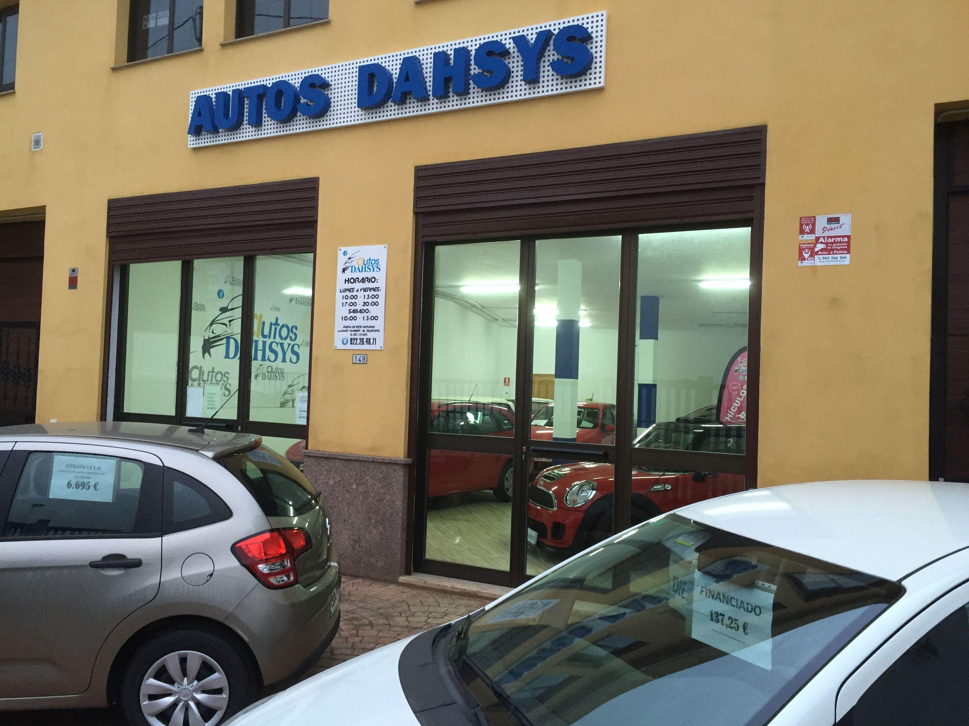 Foto 201 de Talleres de automóviles en Tacoronte | Centro Auto Dahsys