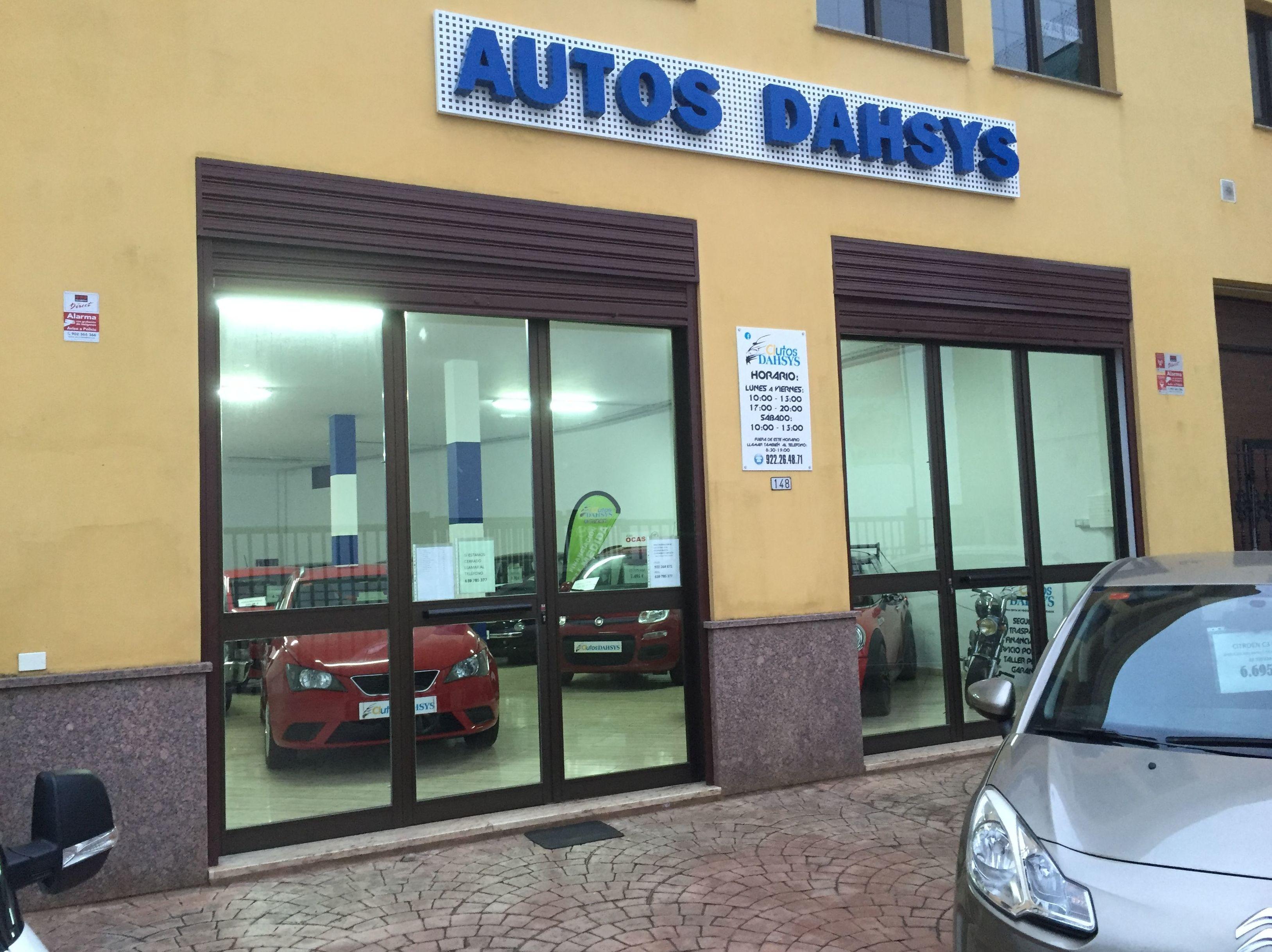 Foto 200 de Talleres de automóviles en Tacoronte | Centro Auto Dahsys