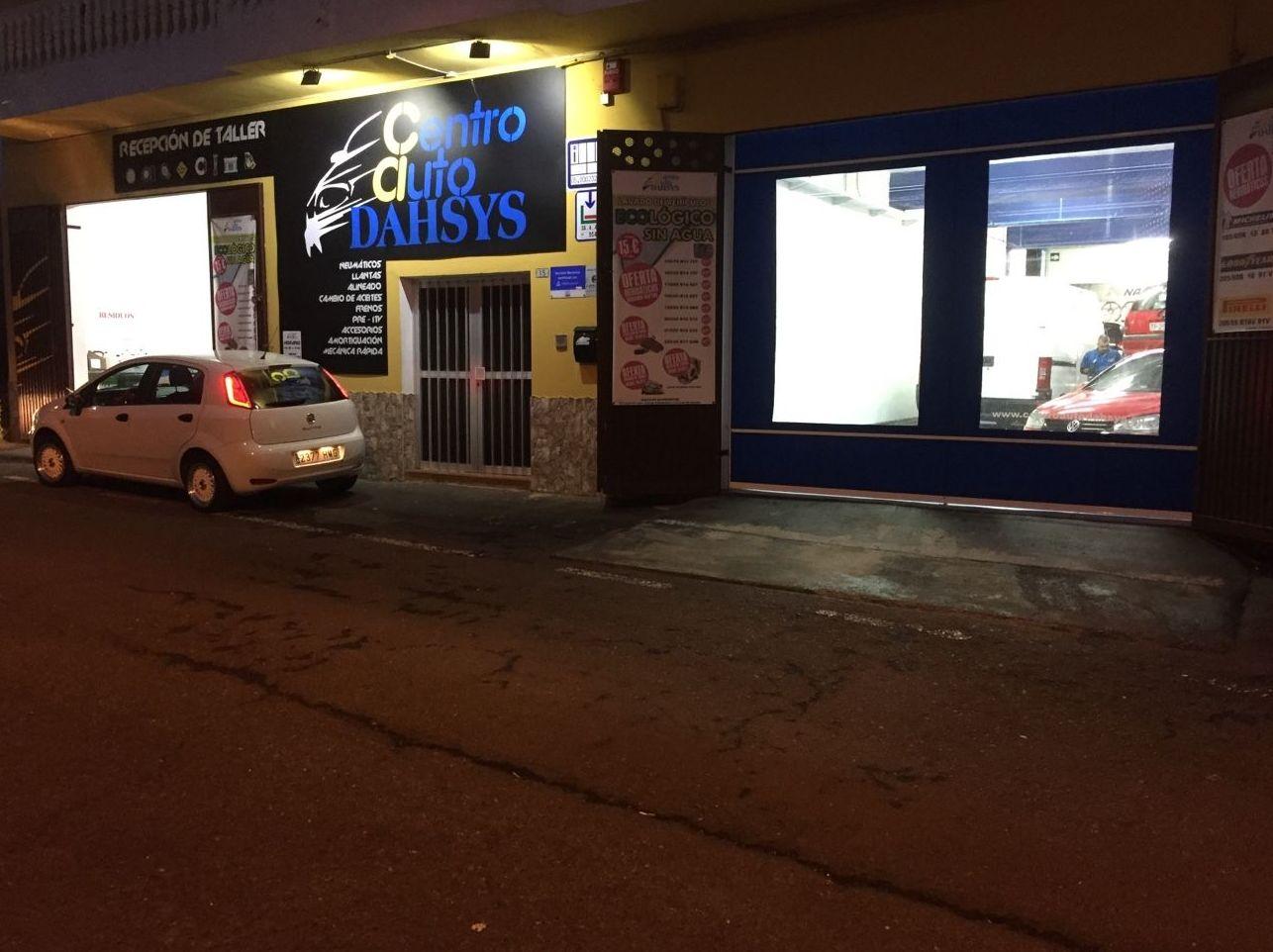 Foto 32 de Talleres de automóviles en Tacoronte | Centro Auto Dahsys