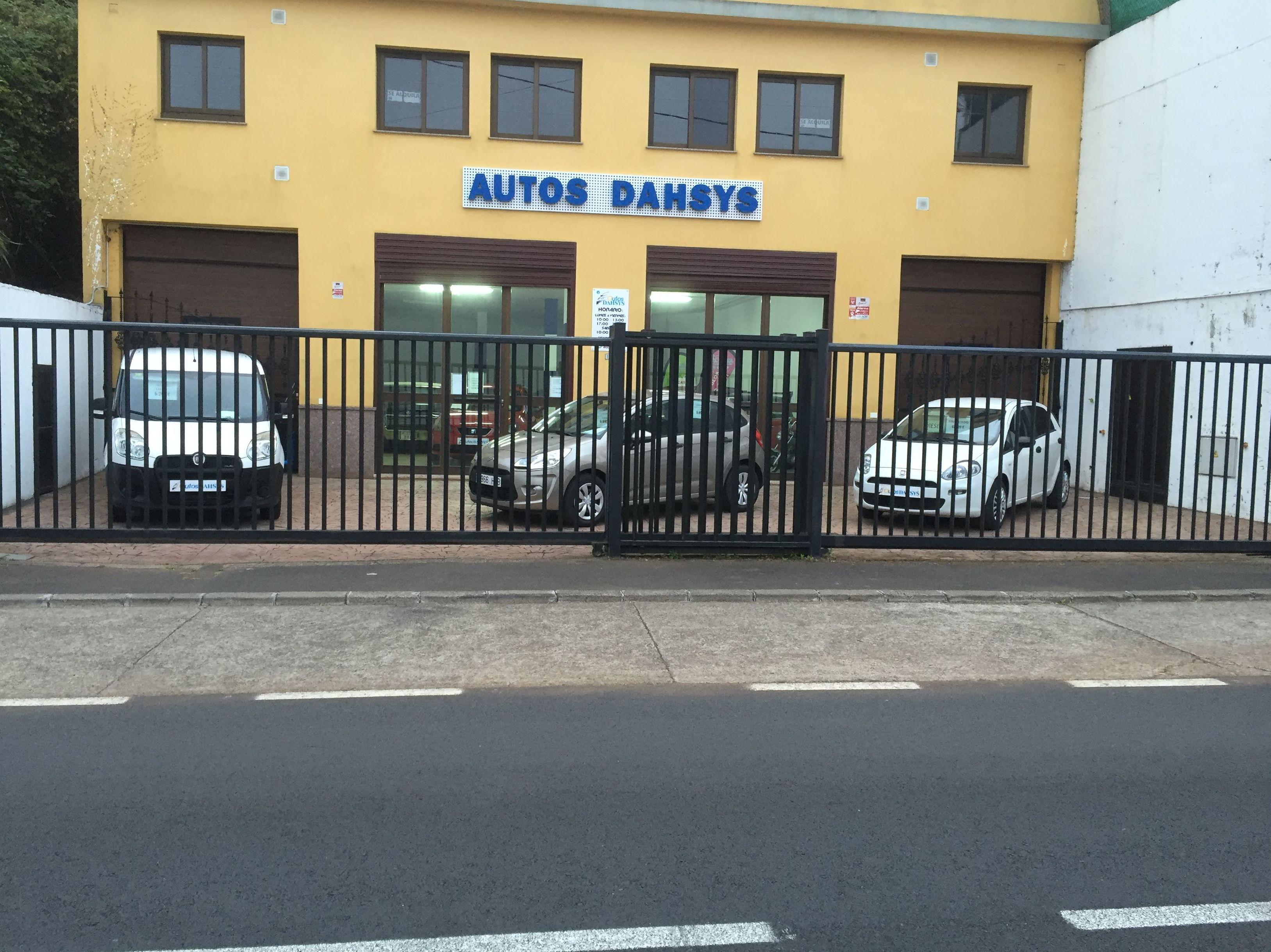 Foto 197 de Talleres de automóviles en Tacoronte | Centro Auto Dahsys