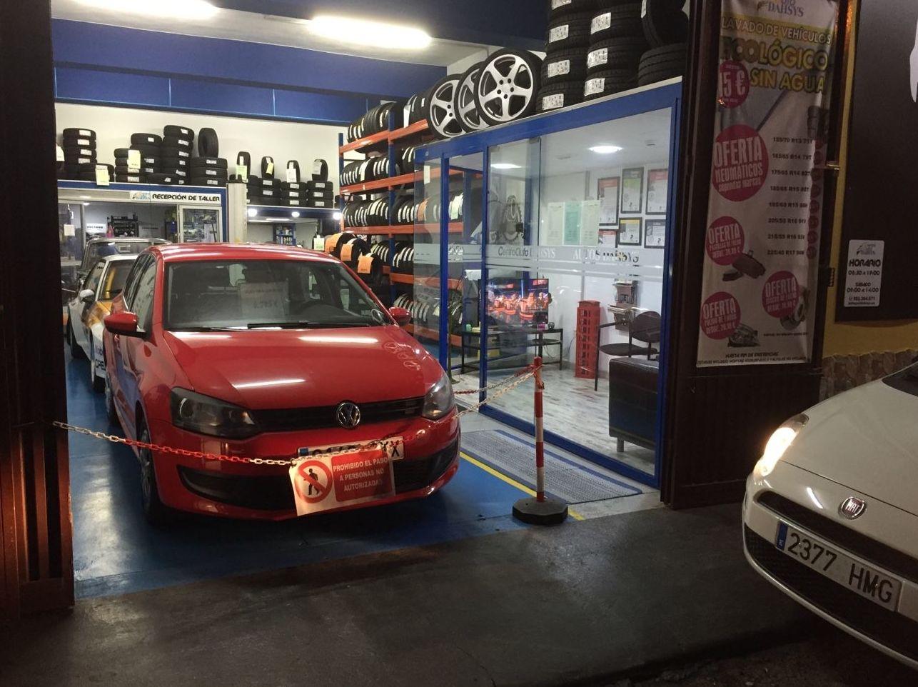 Foto 31 de Talleres de automóviles en Tacoronte | Centro Auto Dahsys