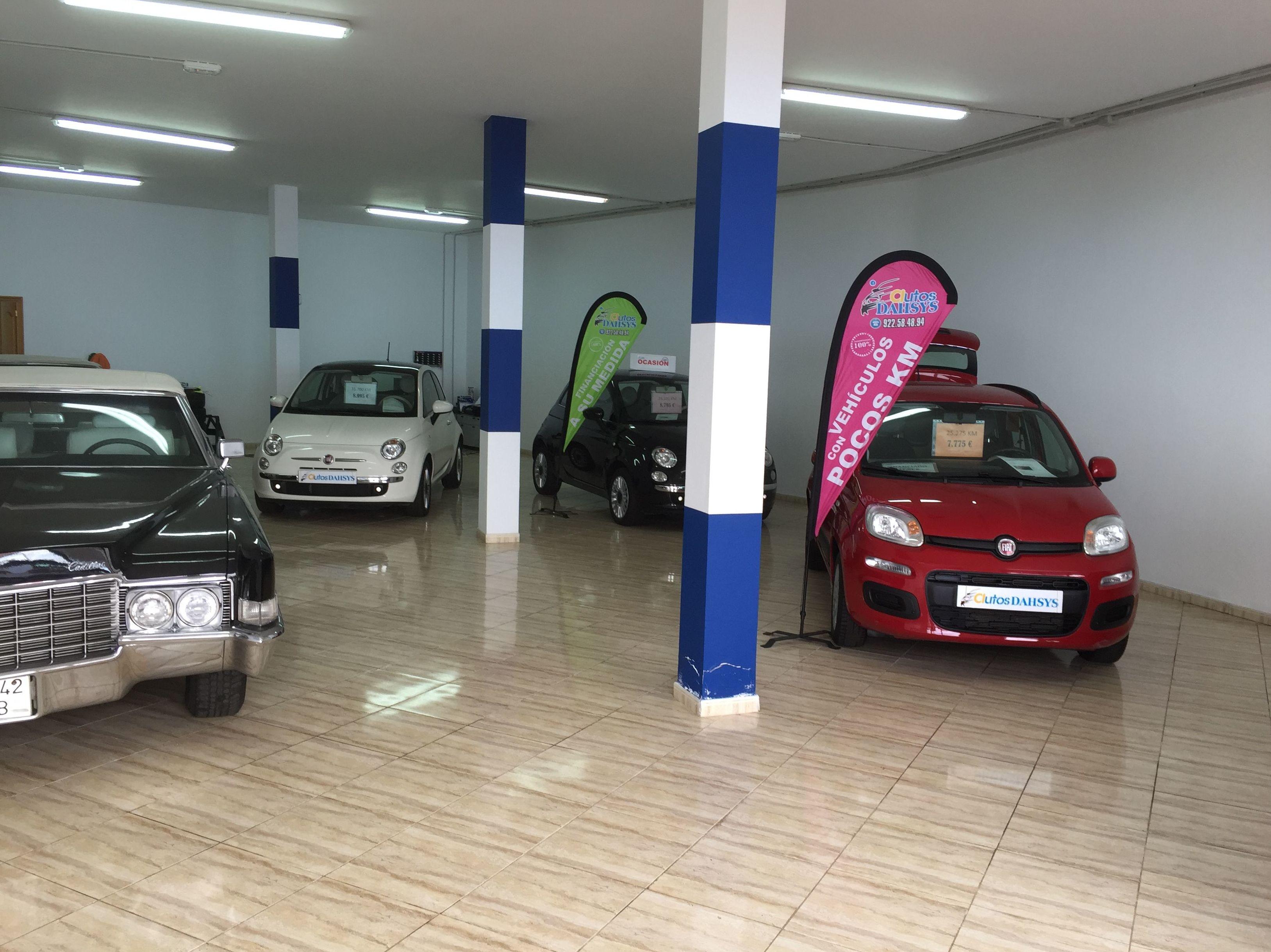 Foto 189 de Talleres de automóviles en Tacoronte | Centro Auto Dahsys