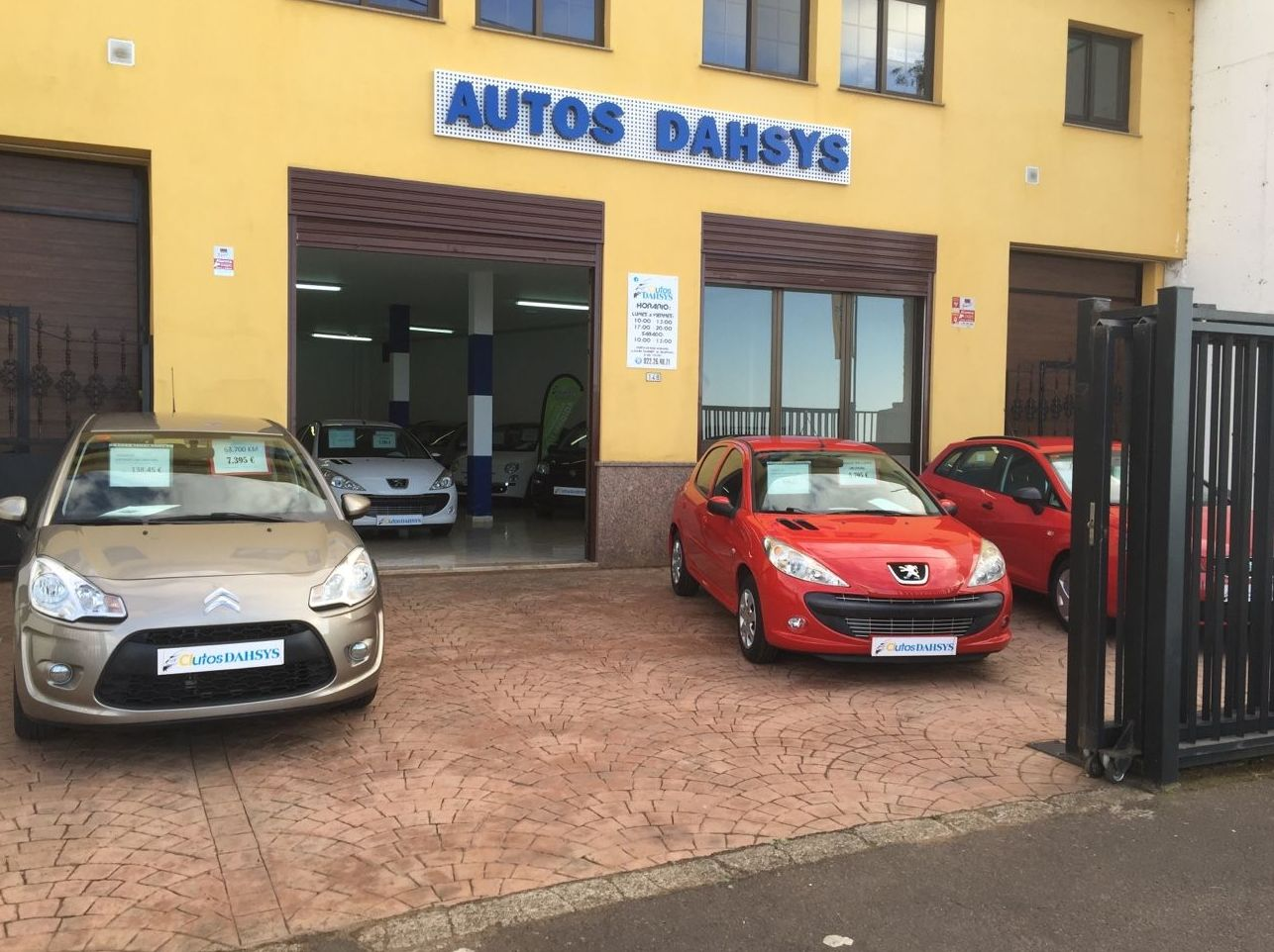 Foto 169 de Talleres de automóviles en Tacoronte | Centro Auto Dahsys