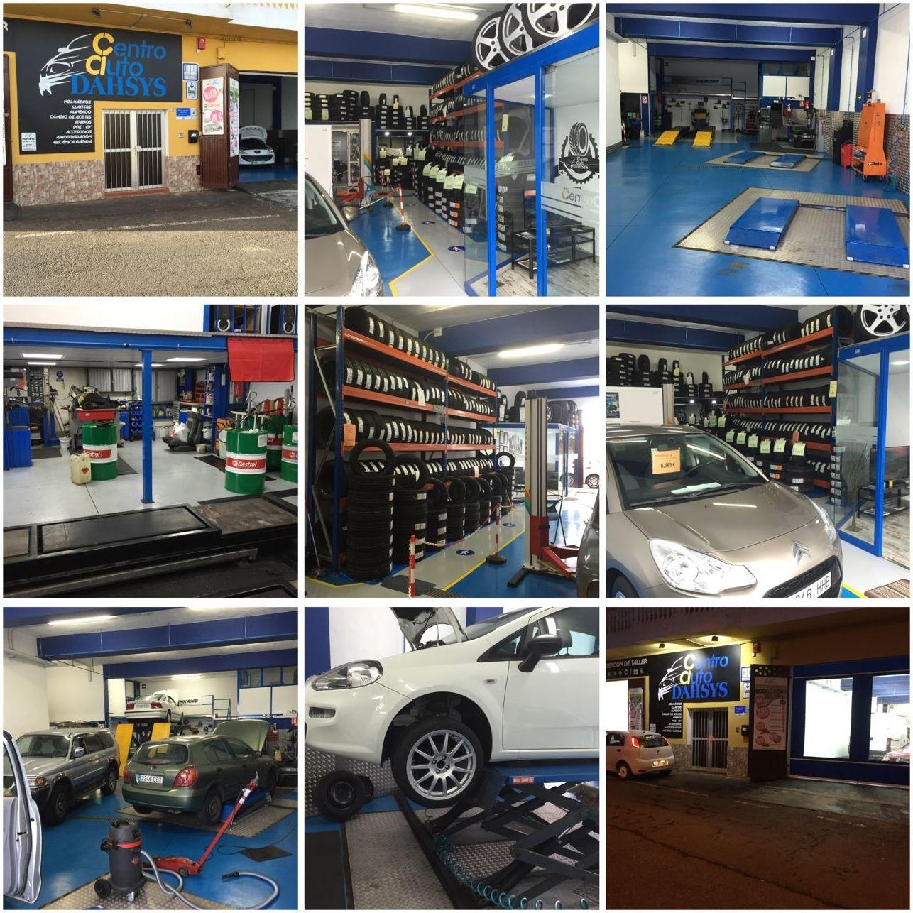 Foto 4 de Talleres de automóviles en Tacoronte | Centro Auto Dahsys