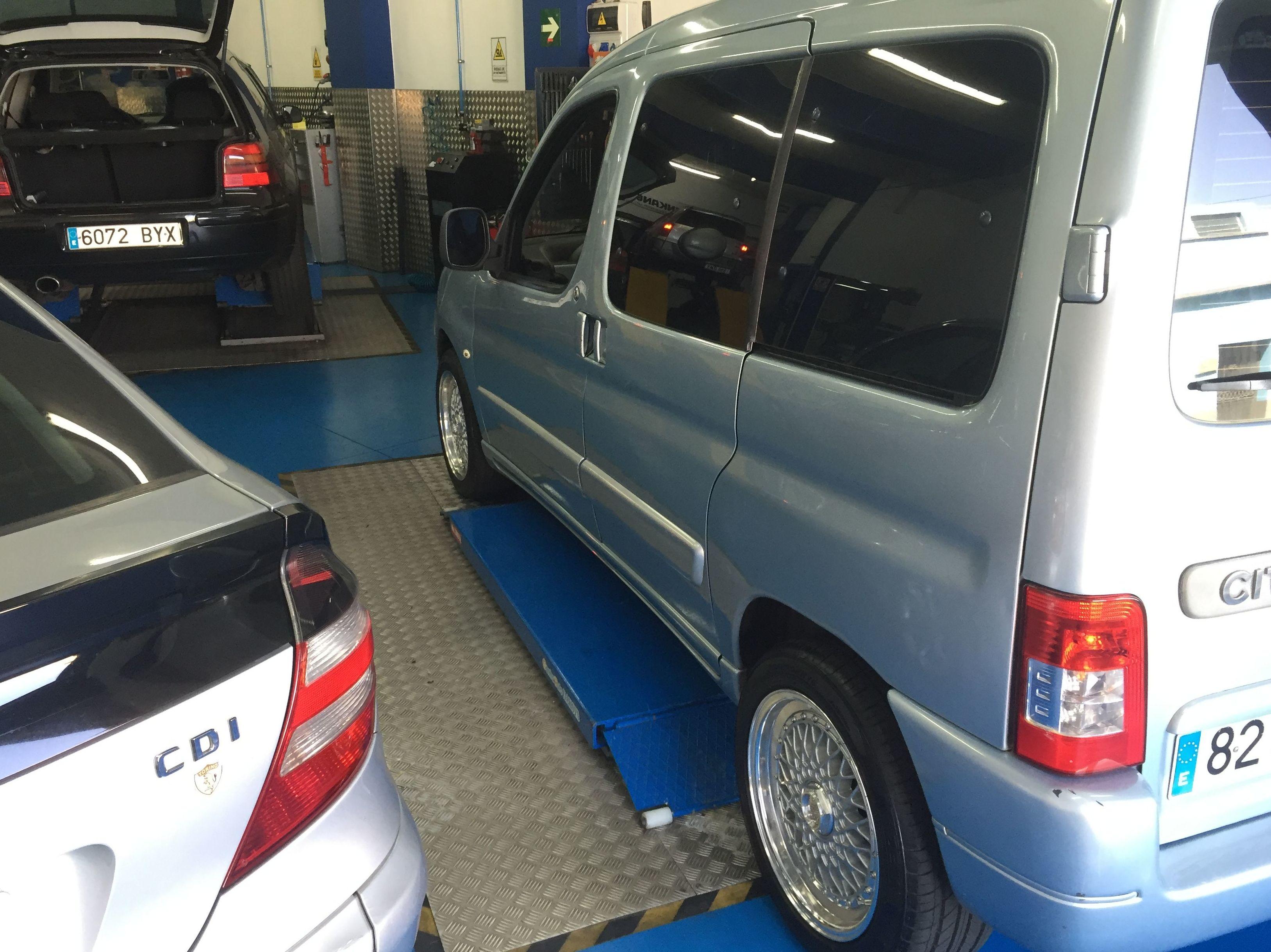 Foto 131 de Talleres de automóviles en Tacoronte | Centro Auto Dahsys
