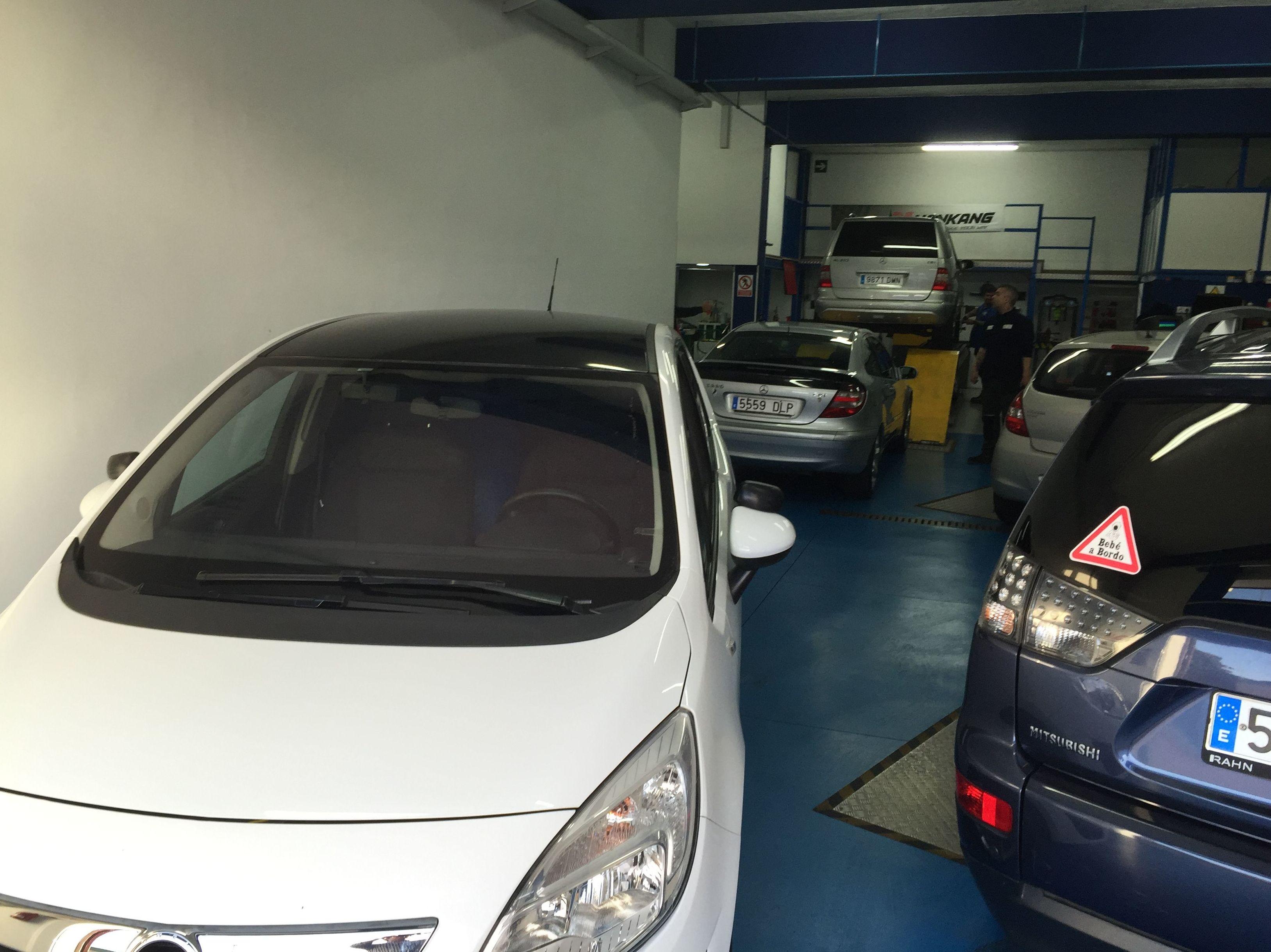 Foto 134 de Talleres de automóviles en Tacoronte | Centro Auto Dahsys