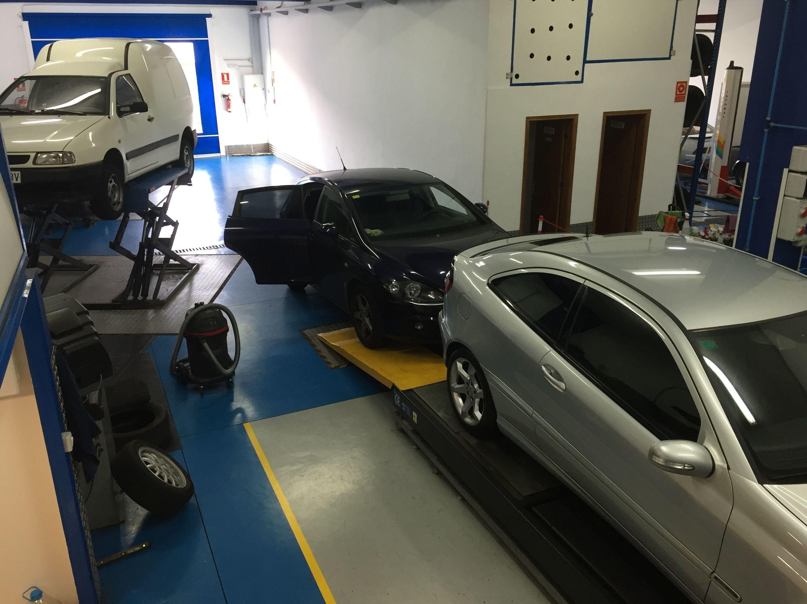 Foto 104 de Talleres de automóviles en Tacoronte | Centro Auto Dahsys