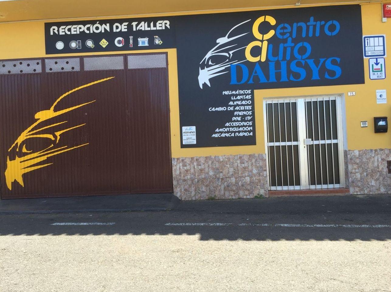 Foto 30 de Talleres de automóviles en Tacoronte | Centro Auto Dahsys