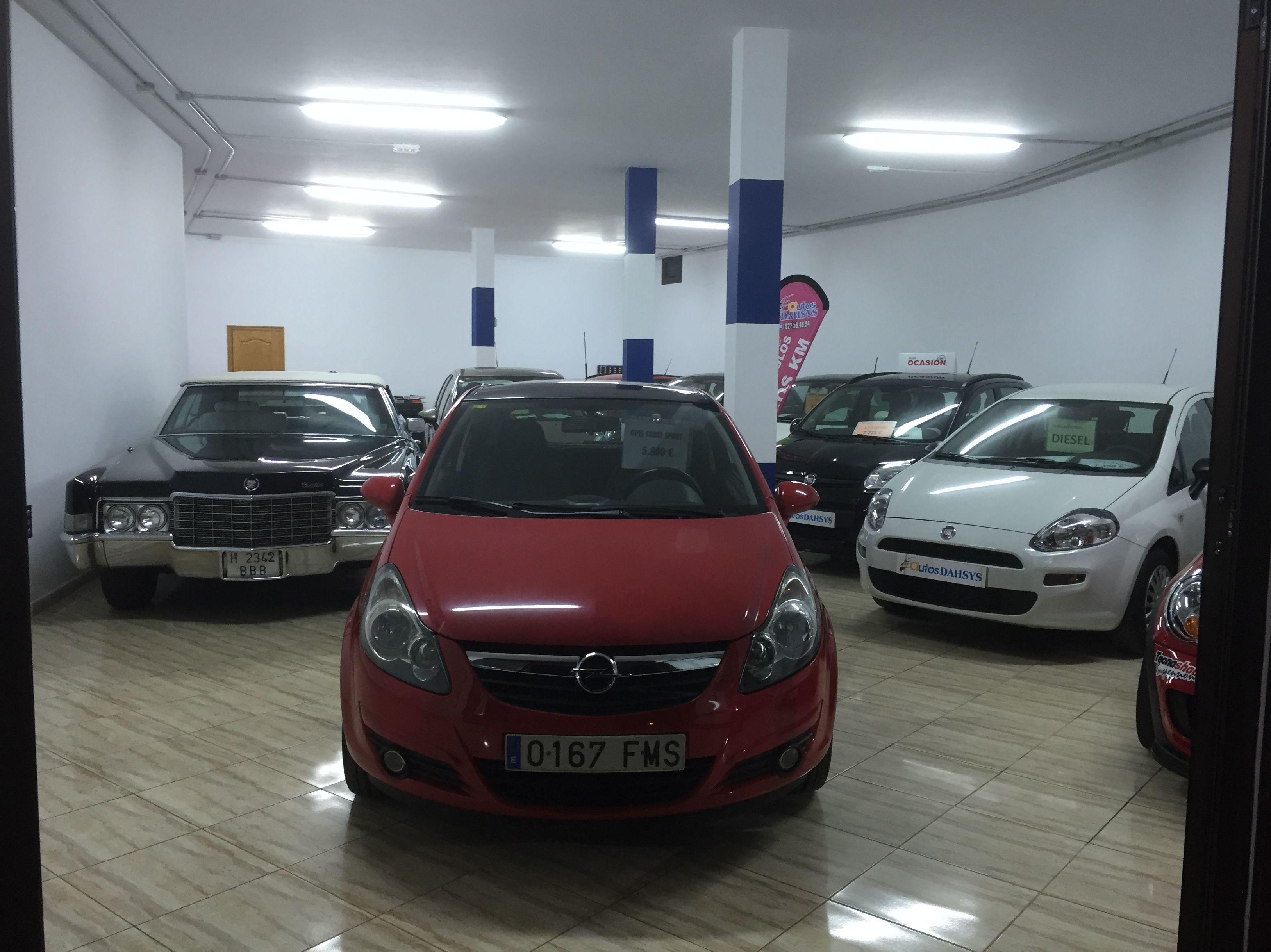 Foto 183 de Talleres de automóviles en Tacoronte | Centro Auto Dahsys