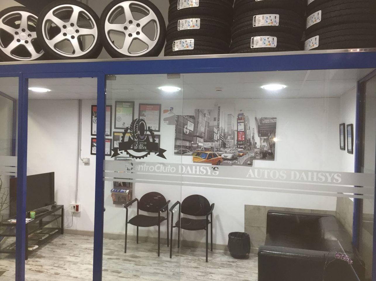 Foto 44 de Talleres de automóviles en Tacoronte | Centro Auto Dahsys