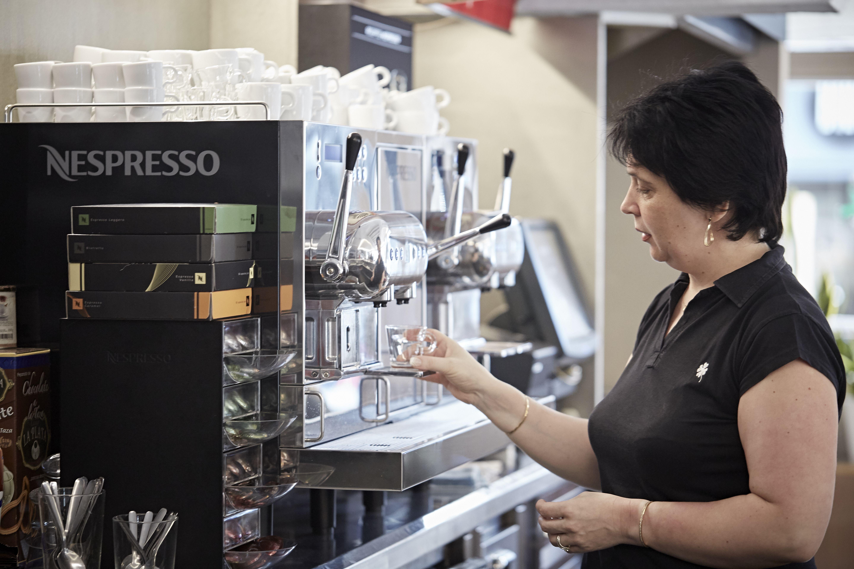 Restaurante cafetería en Manresa