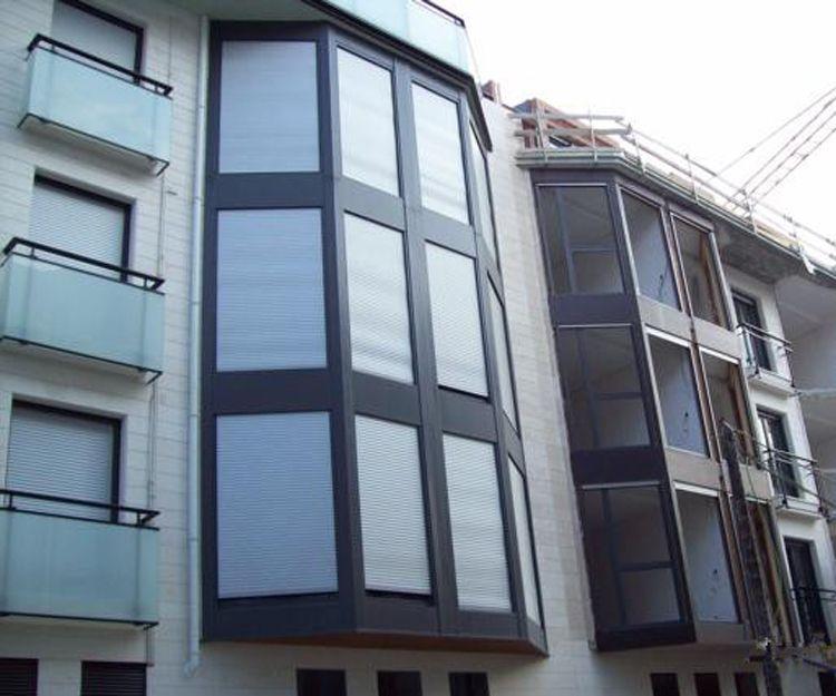 Ventanas para edificios en Bilbao
