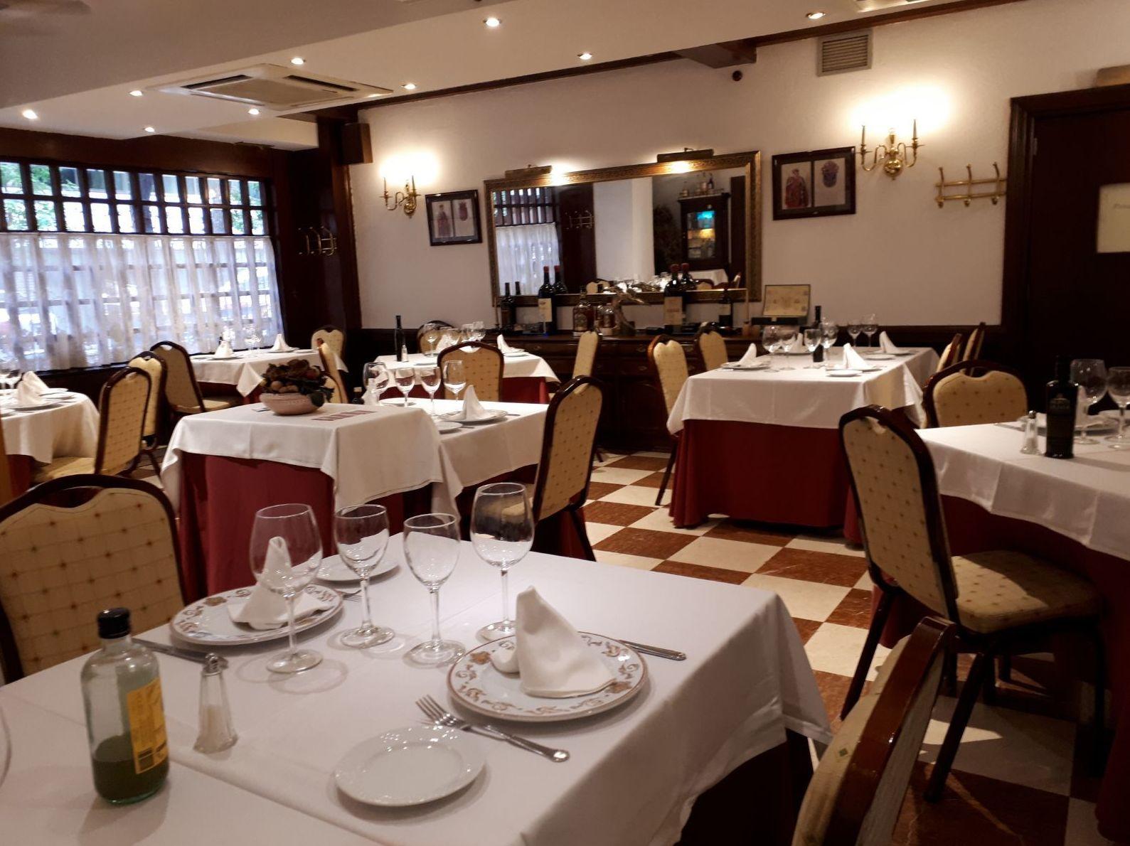 Restaurante Mesón del Cid, Madrid