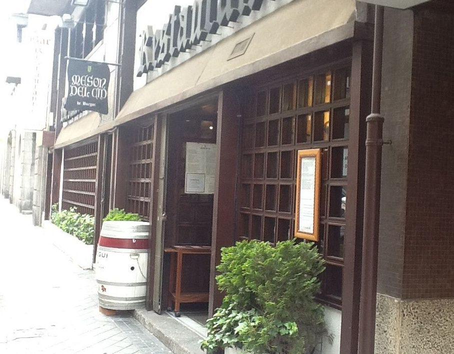Restaurante con cocina burgalesa en Madrid