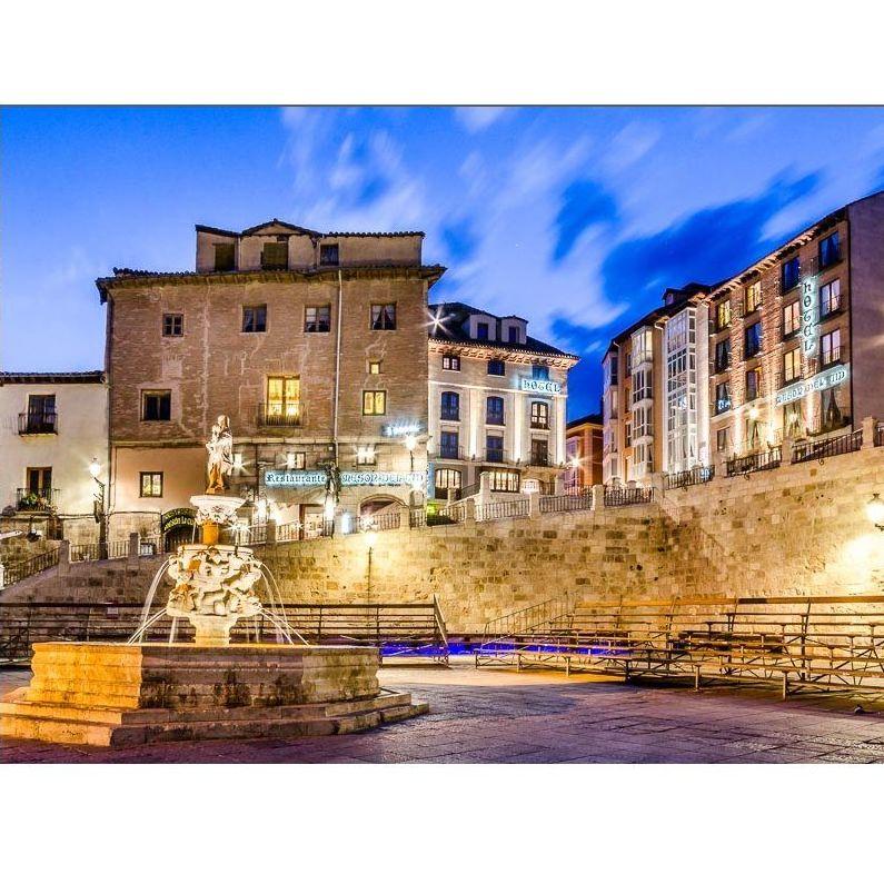 Hotel Mesón del Cid: Nuestra Carta y Servicios de Restaurante Mesón Del Cid