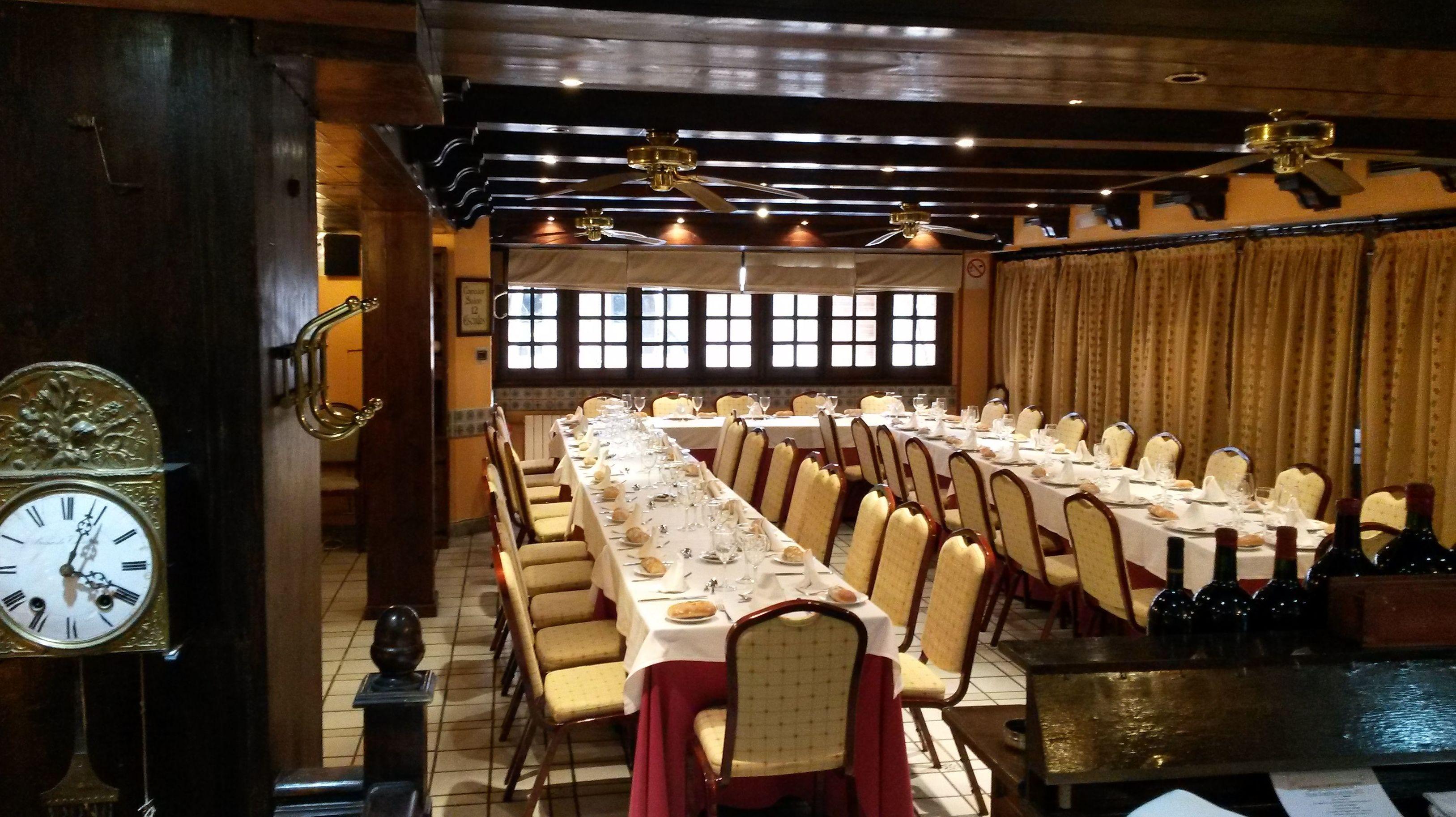Foto 3 de Cocina tradicional en Madrid | Restaurante Mesón Del Cid
