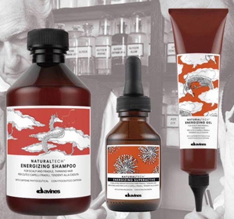 Productos para dar vitalidad al cabello