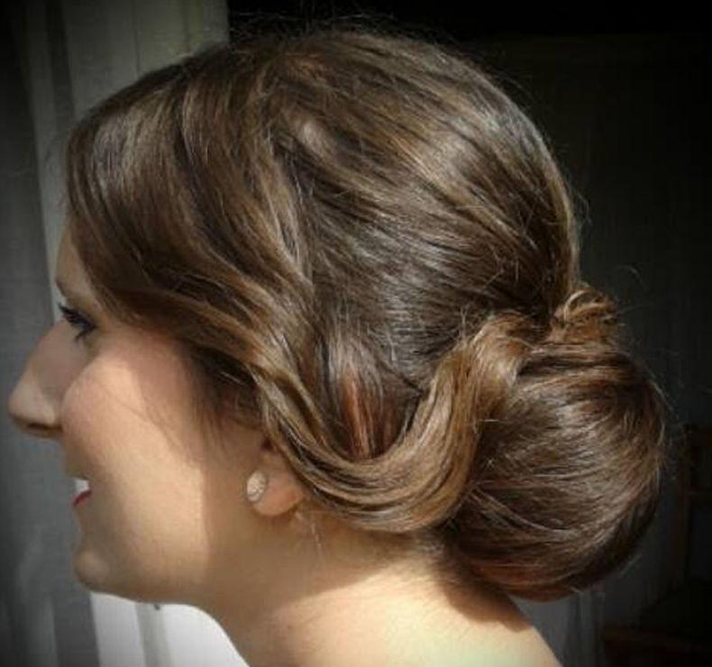 Peinados para novias en en Tarifa (Cádiz)
