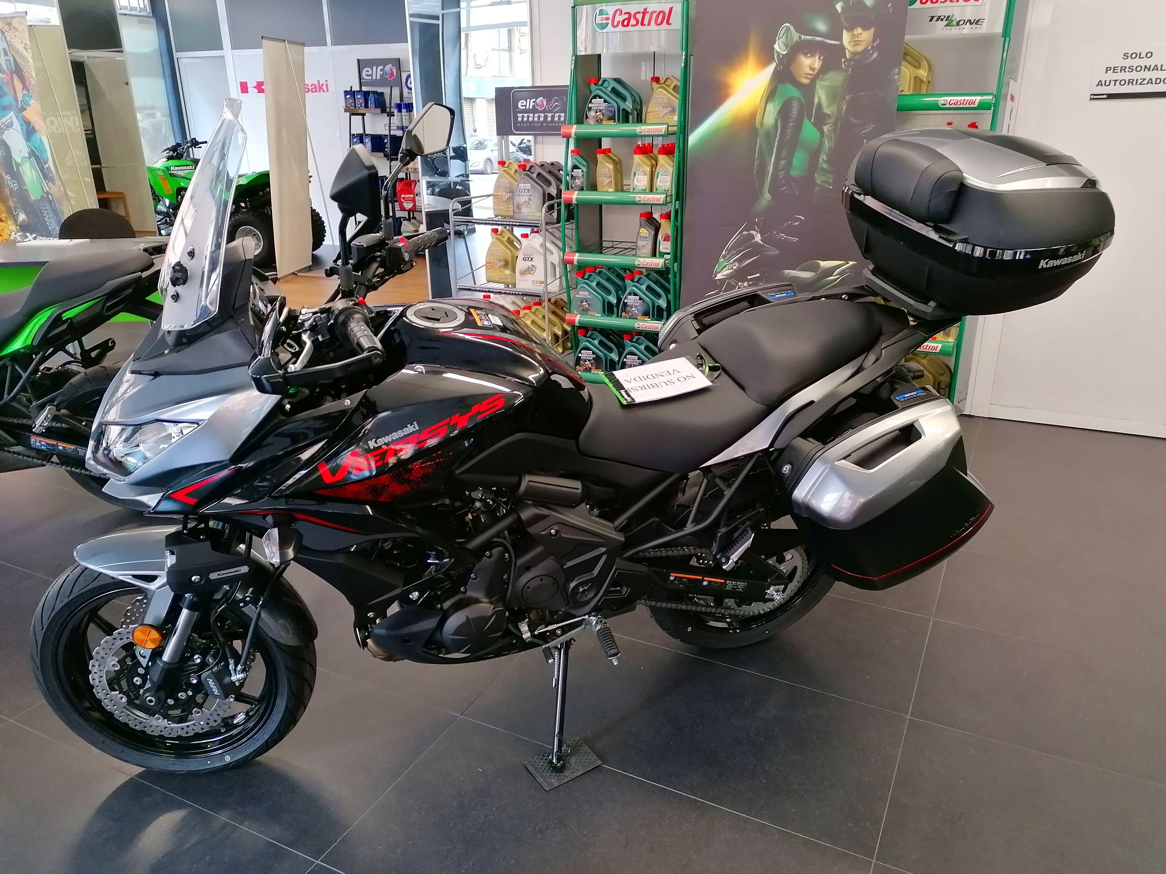 Foto 11 de Venta de motos y accesorios en  | Navarro Kawasaki