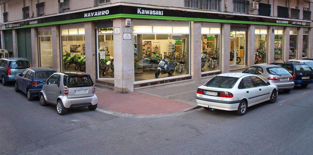 Concesionario Oficial Kawasaki