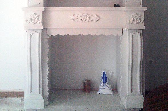 Muebles decorativos de escayola y pladur en Badajoz