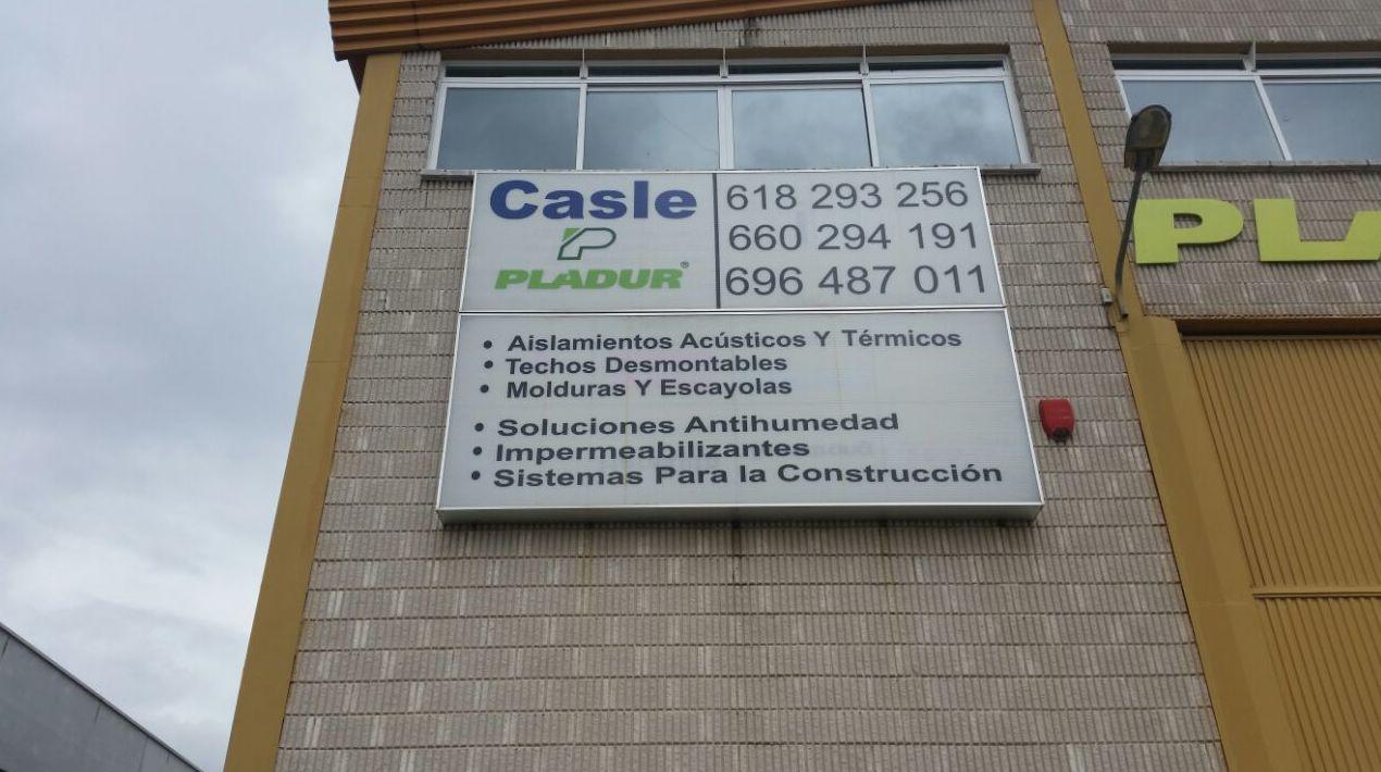 Aislamientos Casle, Badajoz