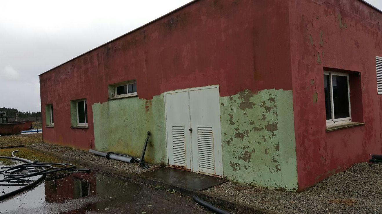 Revestimiento de fachadas en A Coruña