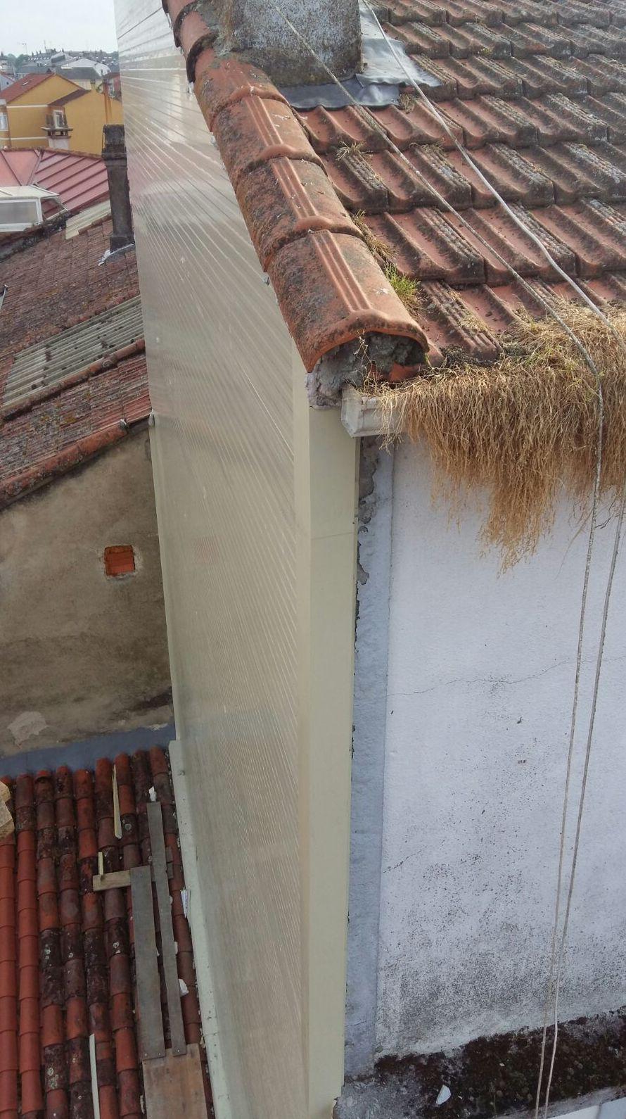 Revestimiento de fachadas, panel sandwich