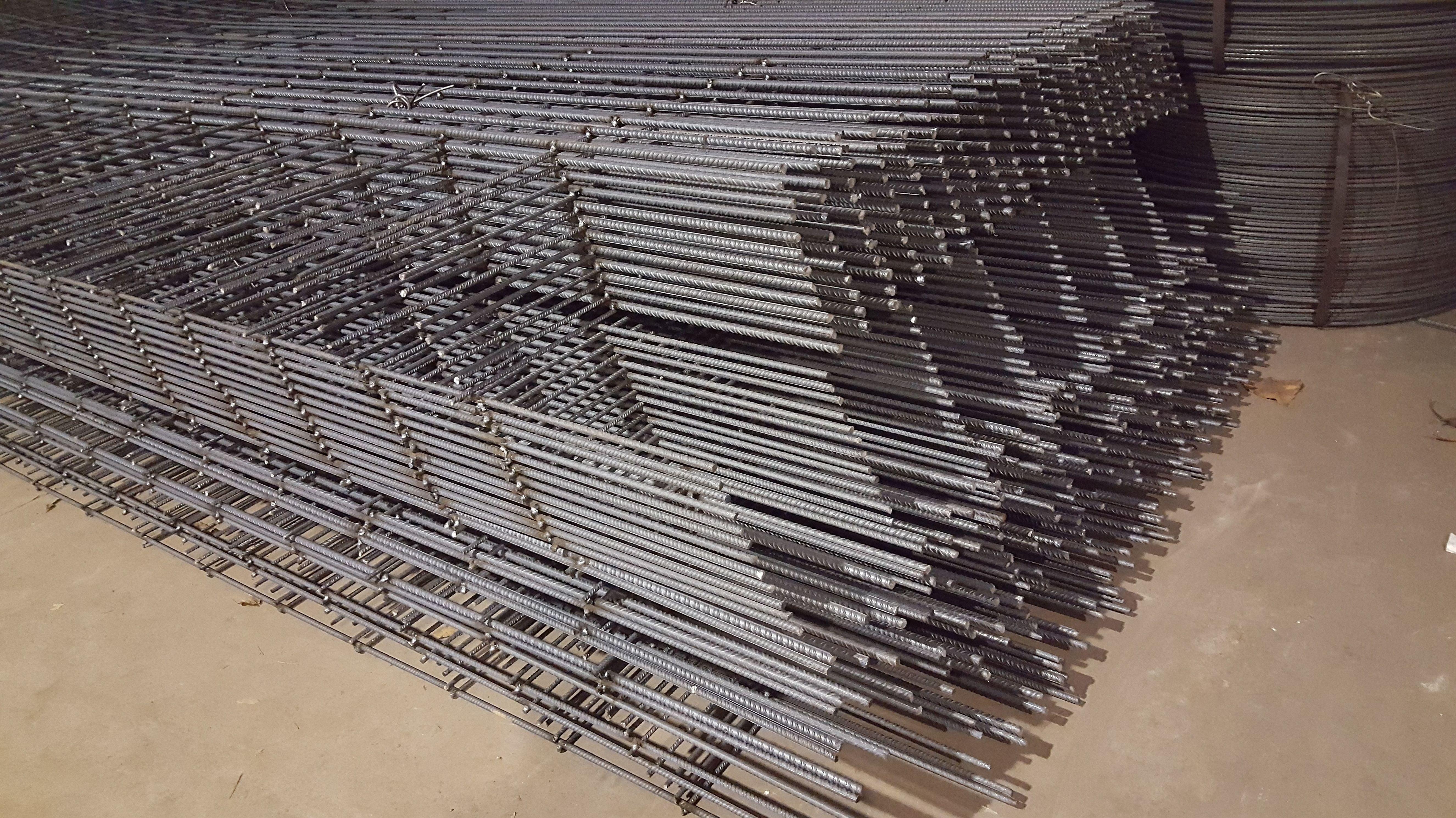Foto 9 de Fabricación, venta y suministro de ferralla en Laguna de Negrillos | Ferralla y Forjados Santa Cruz