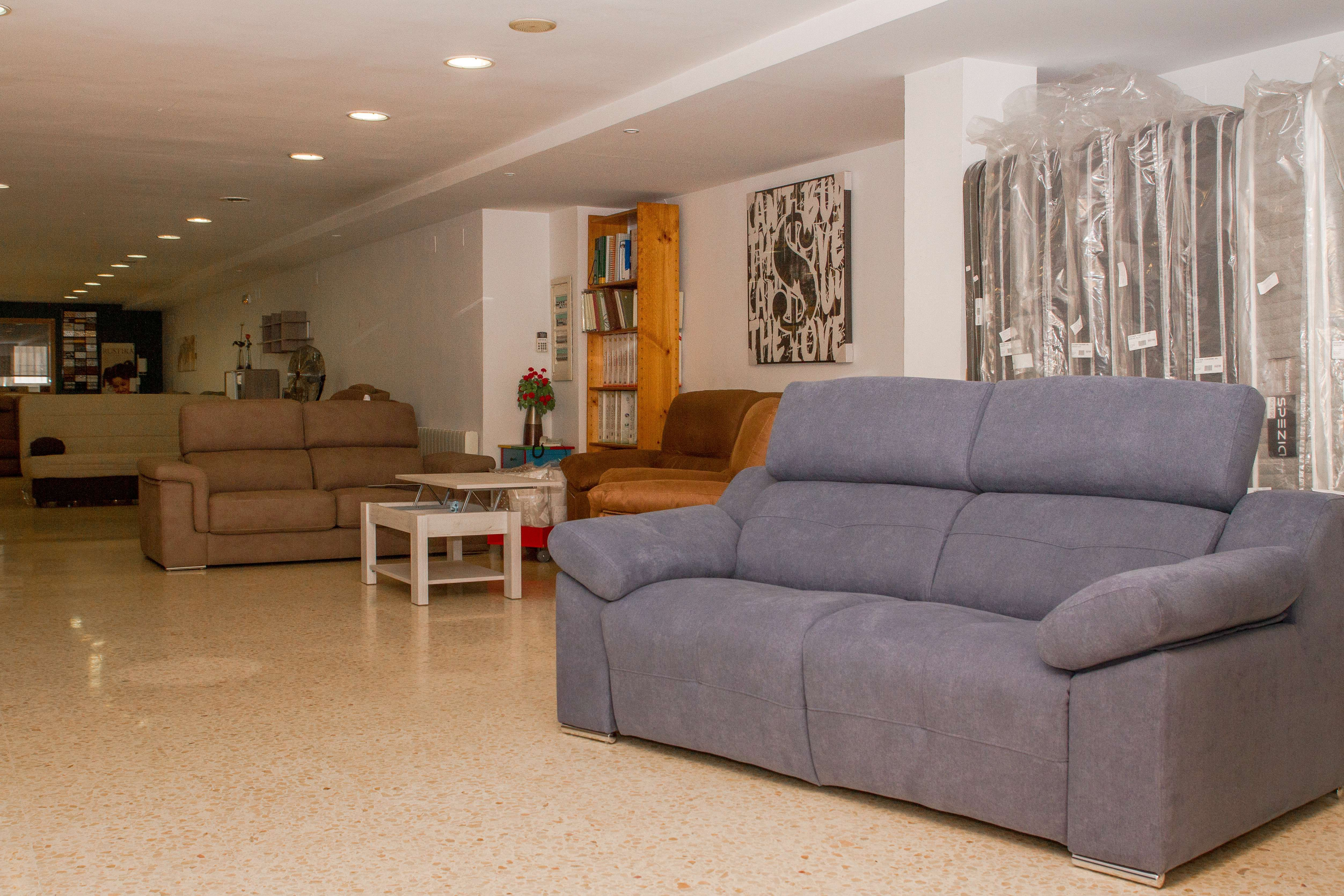 Tienda de muebles, sofás y colchones en Torredembarra