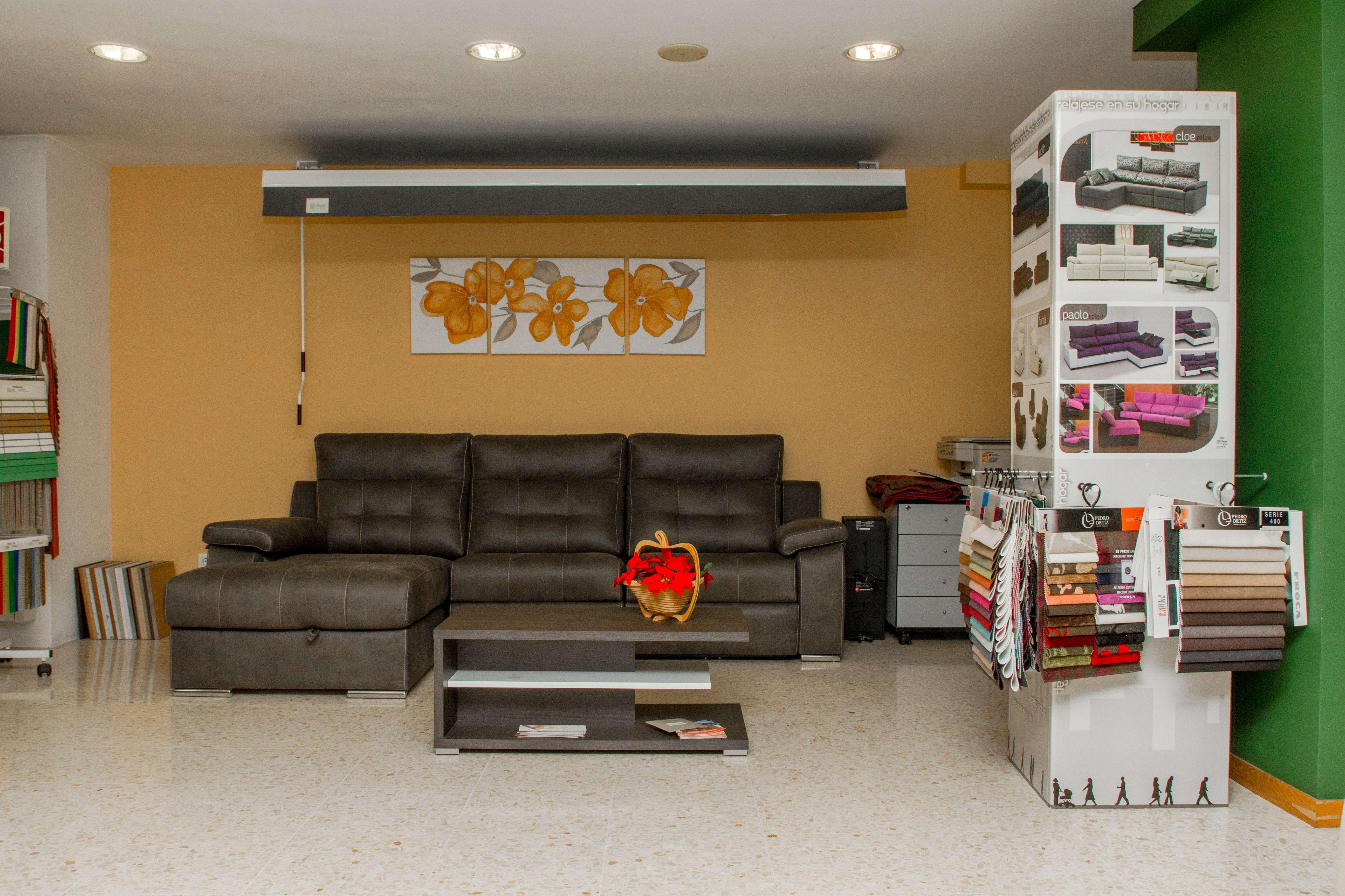 Toldos y muebles para tu hogar en Creixell