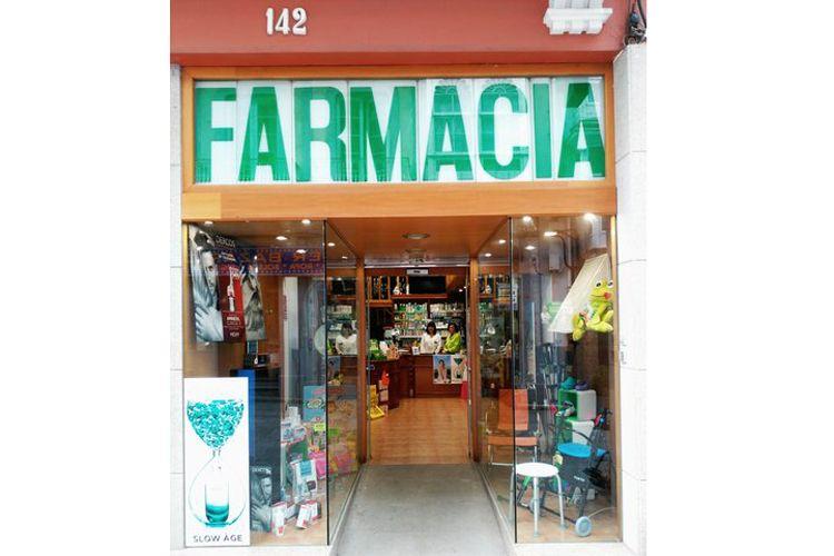 Farmacia en Ferrol