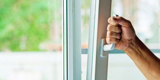 Instalación de ventanas abatibles