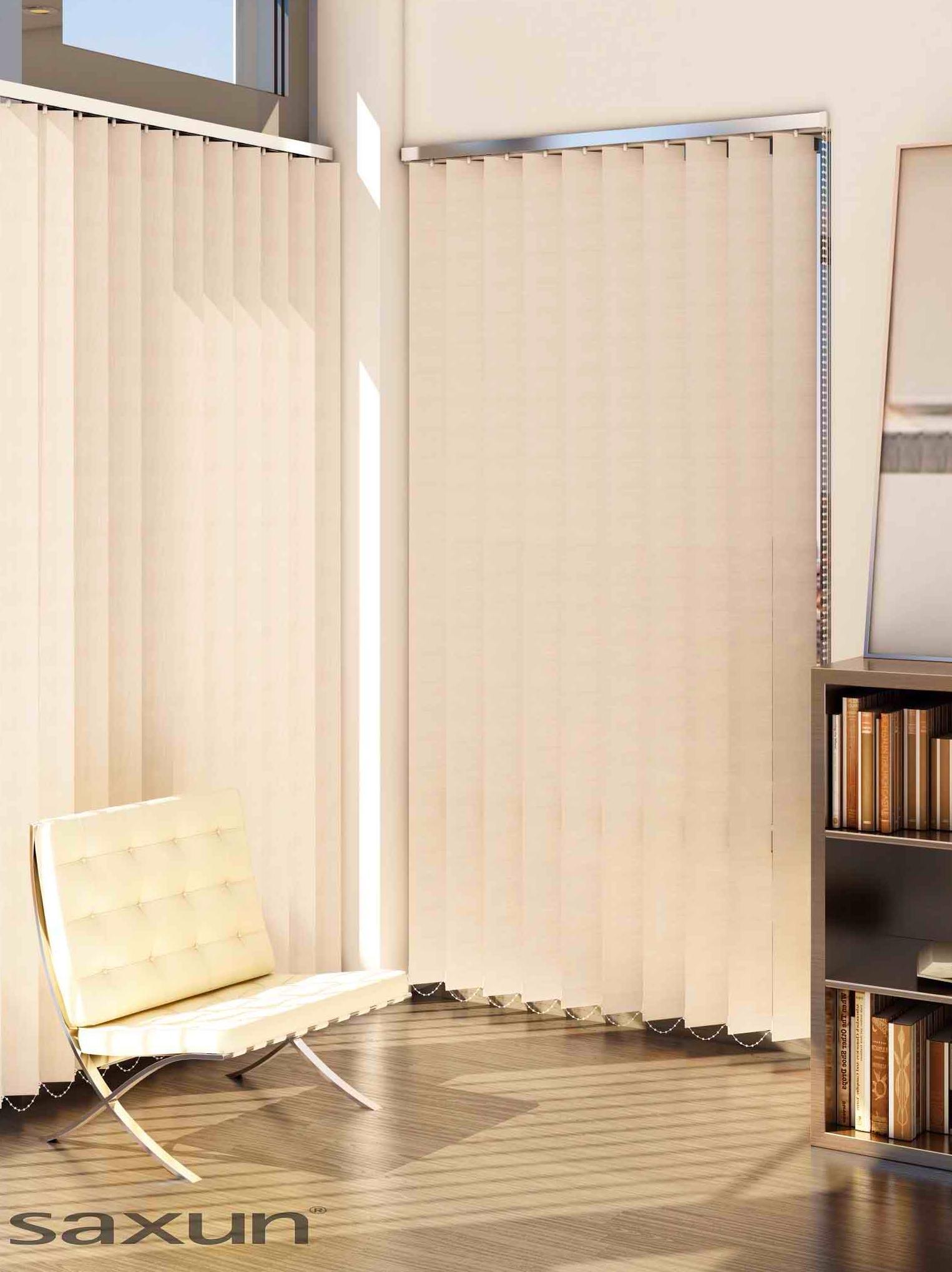 Persianas verticales cat logo de cortinas y estores de decotex siglo xxi - Persianas y estores ...