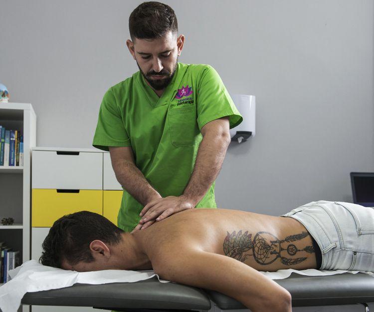 Centro de fisioterapia en Vecindario