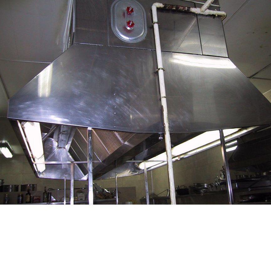Instalación de campanas de extracción: Servicios de Cima