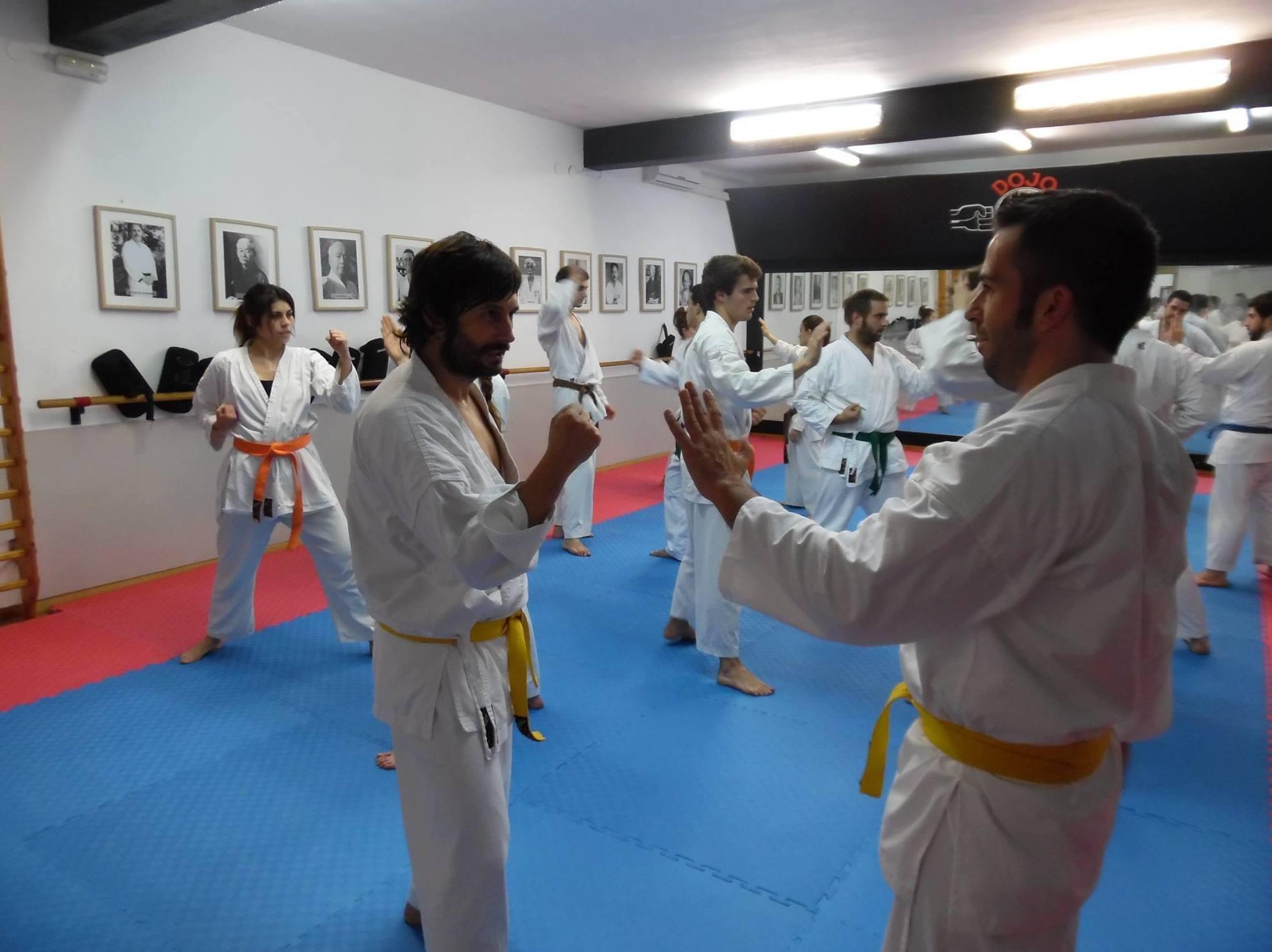 Dojo, gimnasio en Barcelona